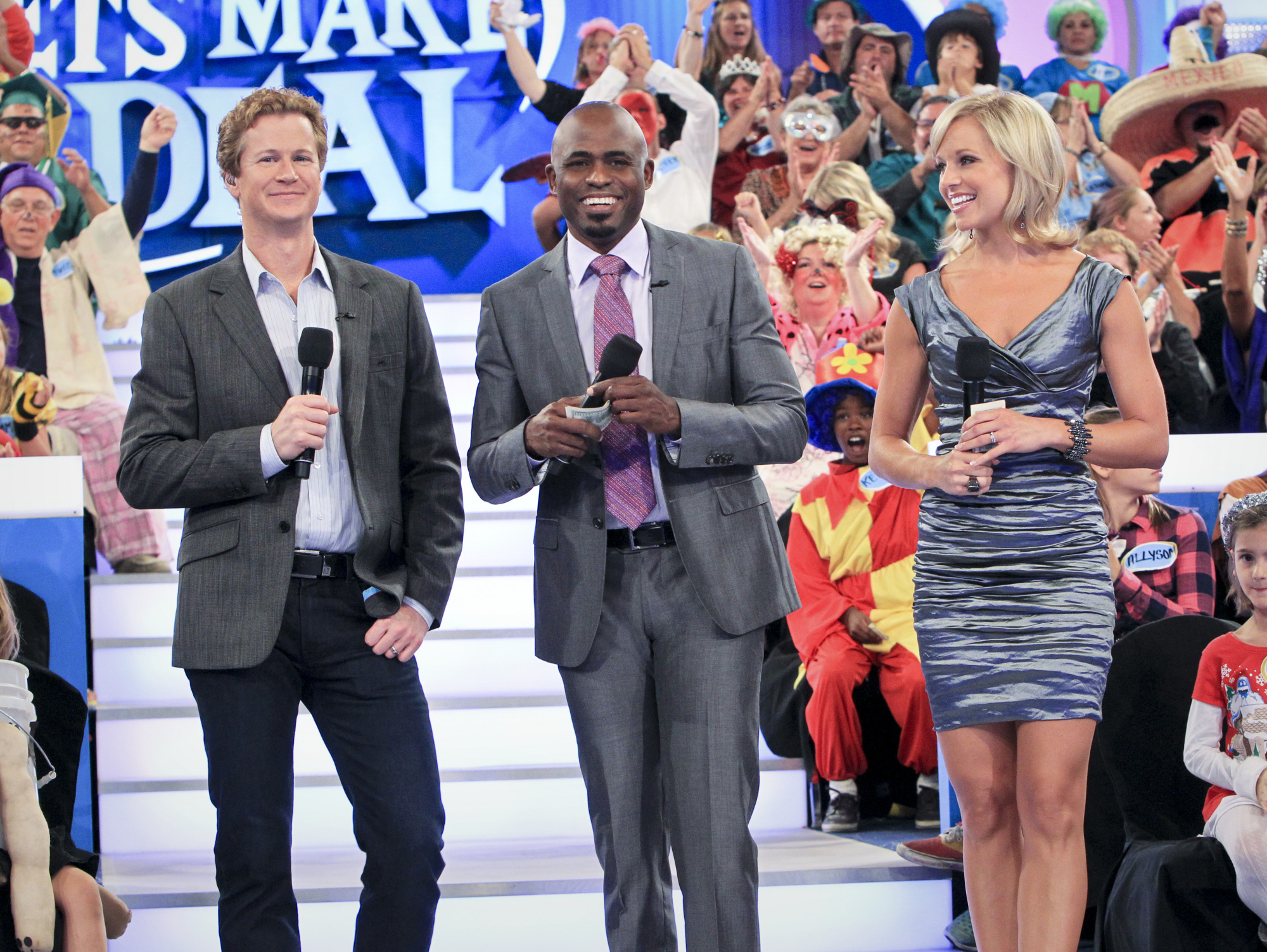 LMAD's Wayne, Jonathan, and Tiffany