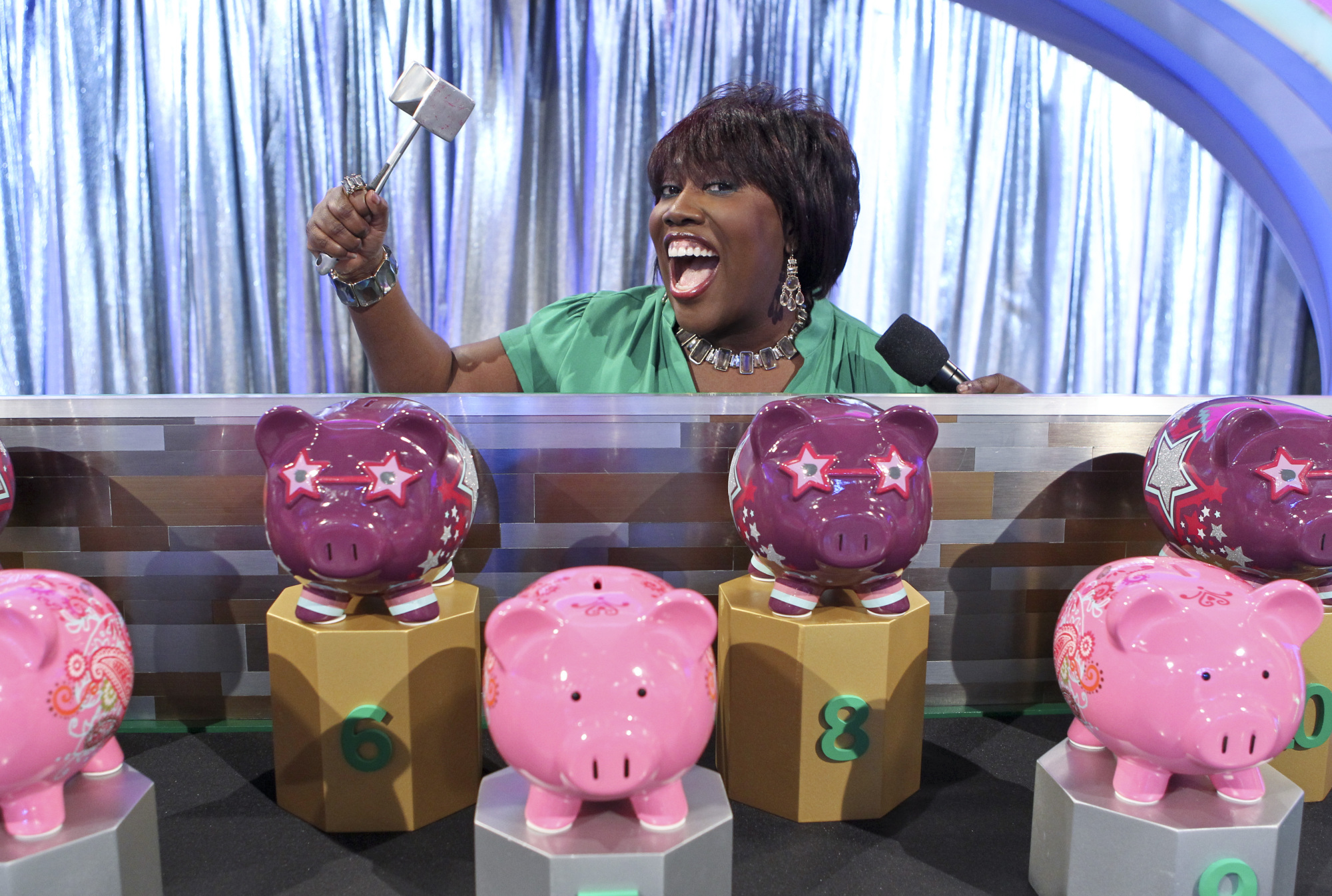 Smash for Cash with Sheryl
