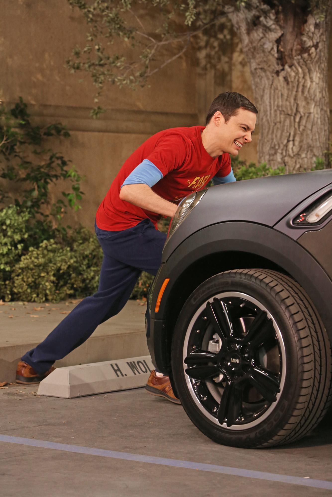 Superhuman Sheldon