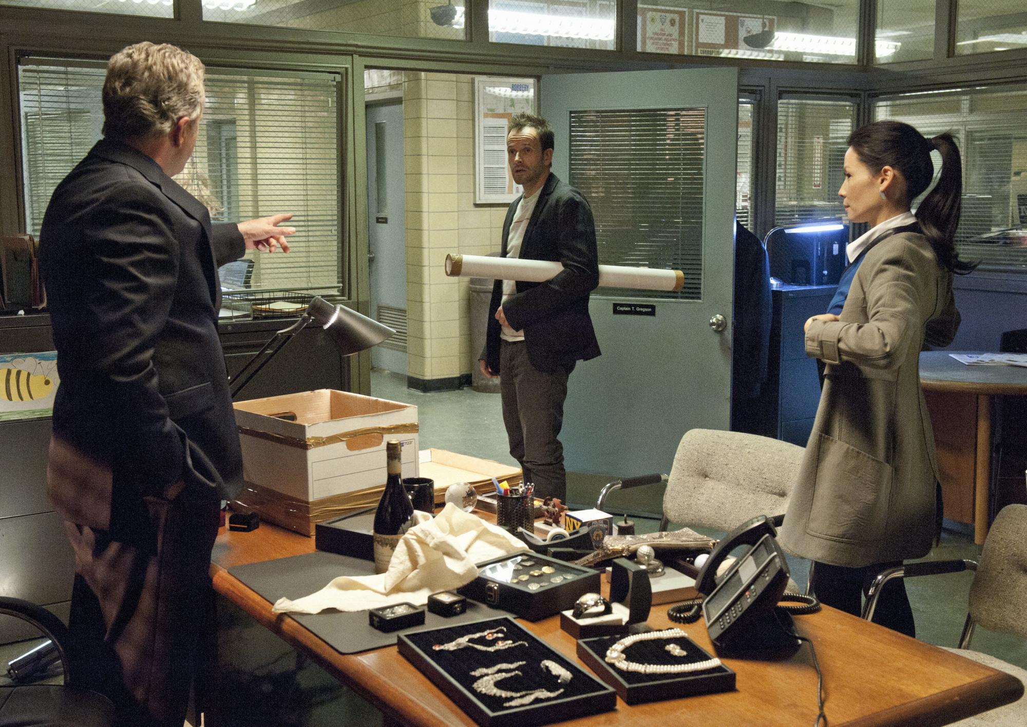 Gregson, Sherlock and Watson Investigate