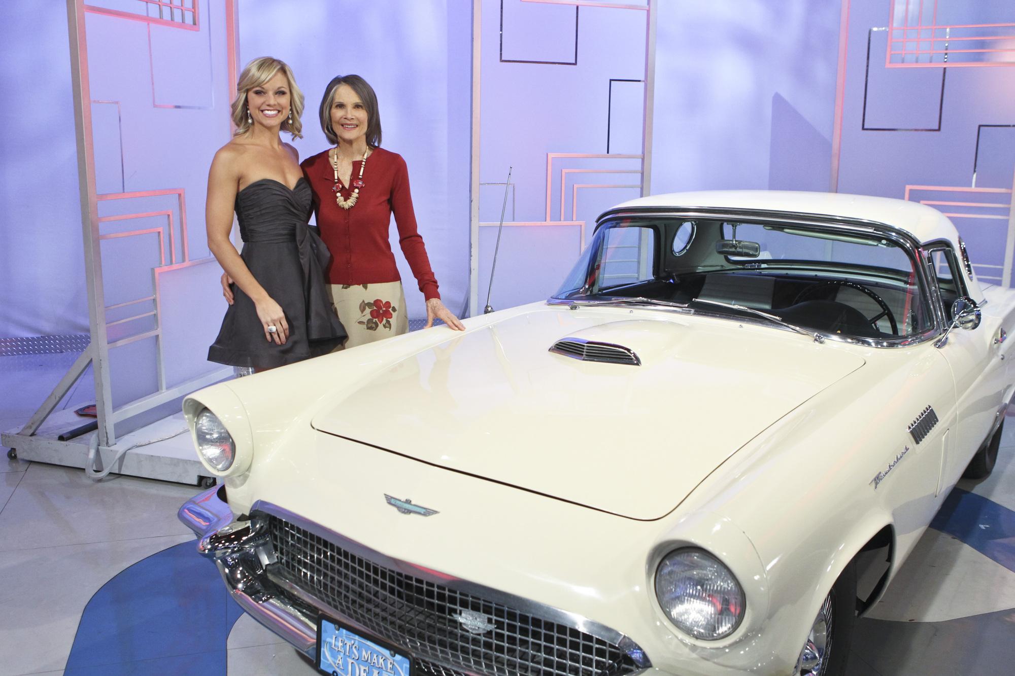 Tiffany and Carol