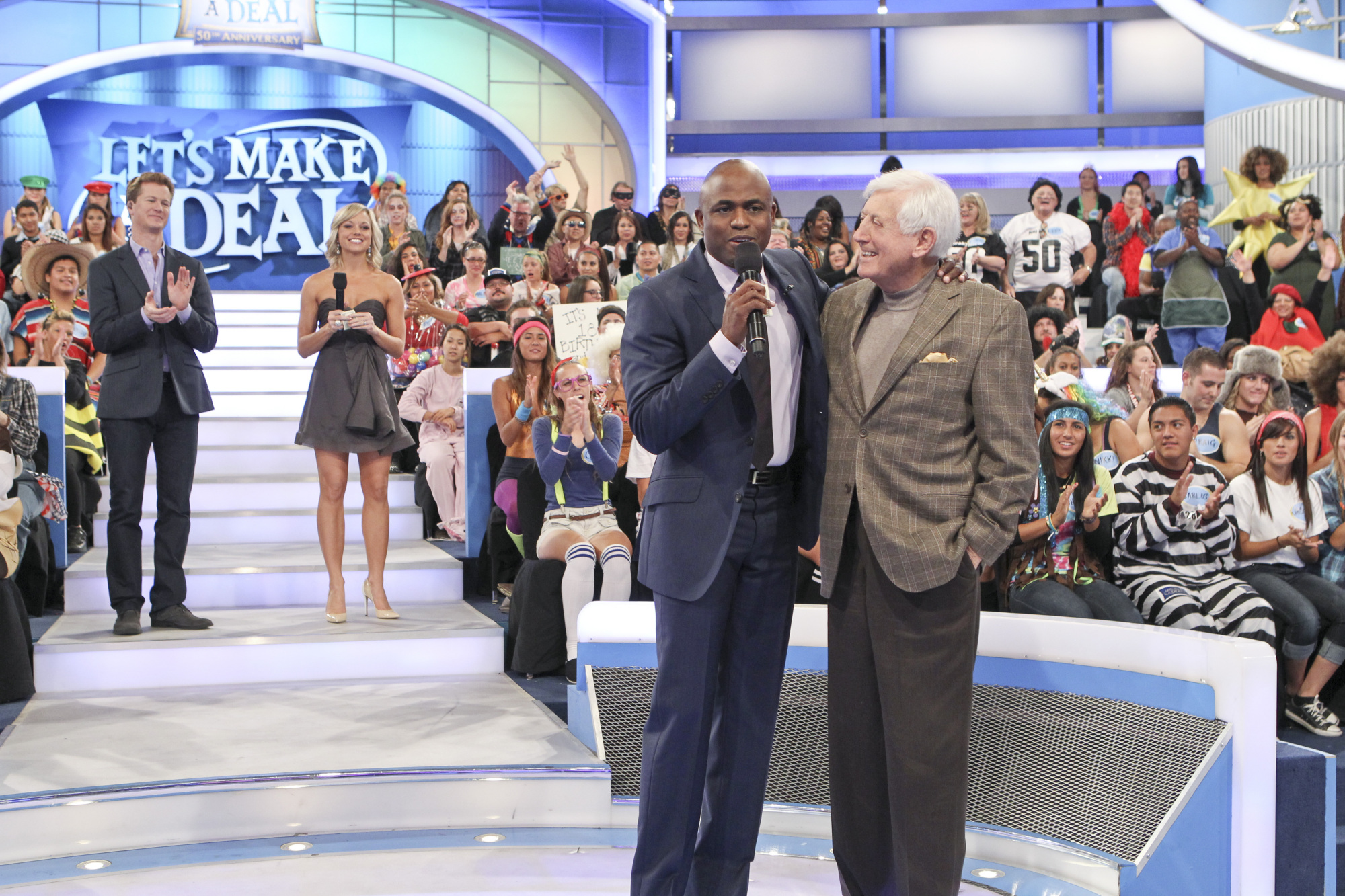 Wayne and Monty