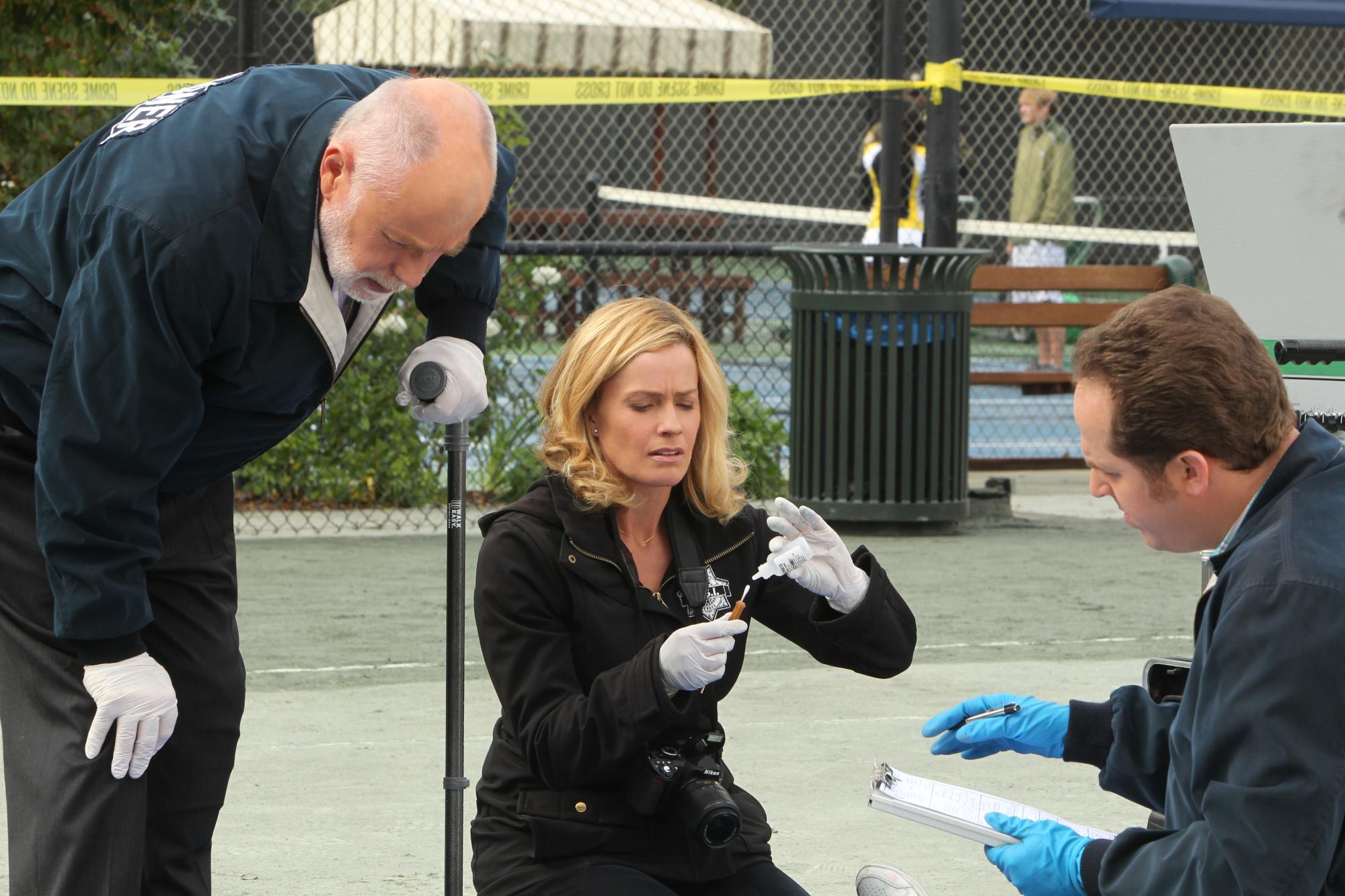 Examining The Body