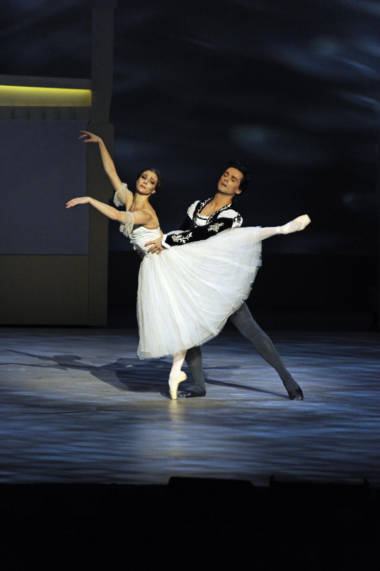 American Ballet Theatre Dancers