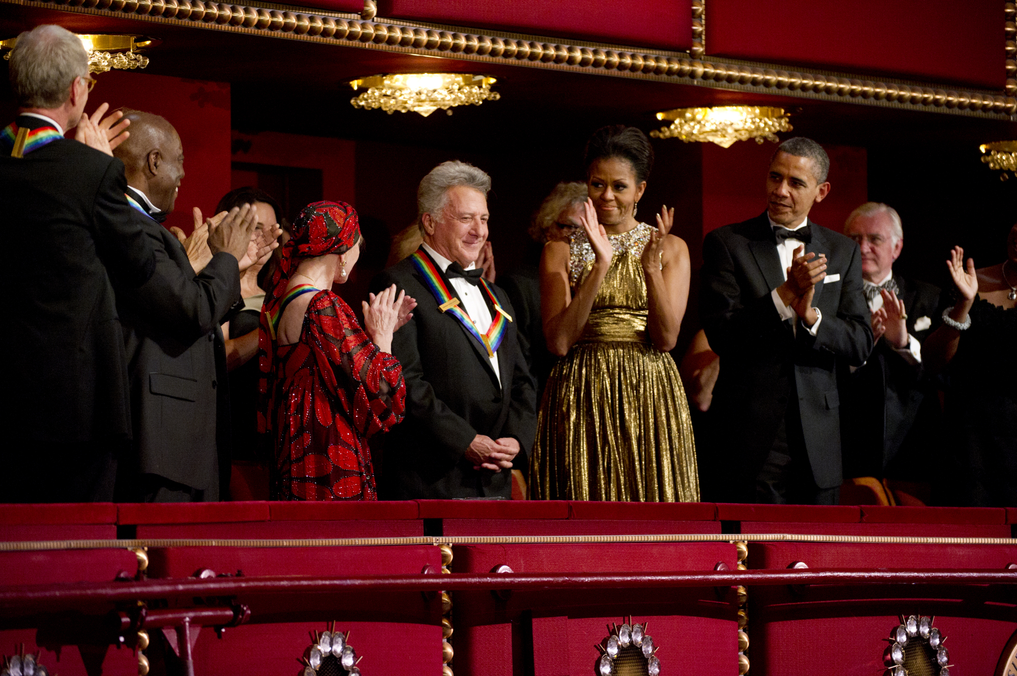 The 35th Annual Kennedy Center Honors