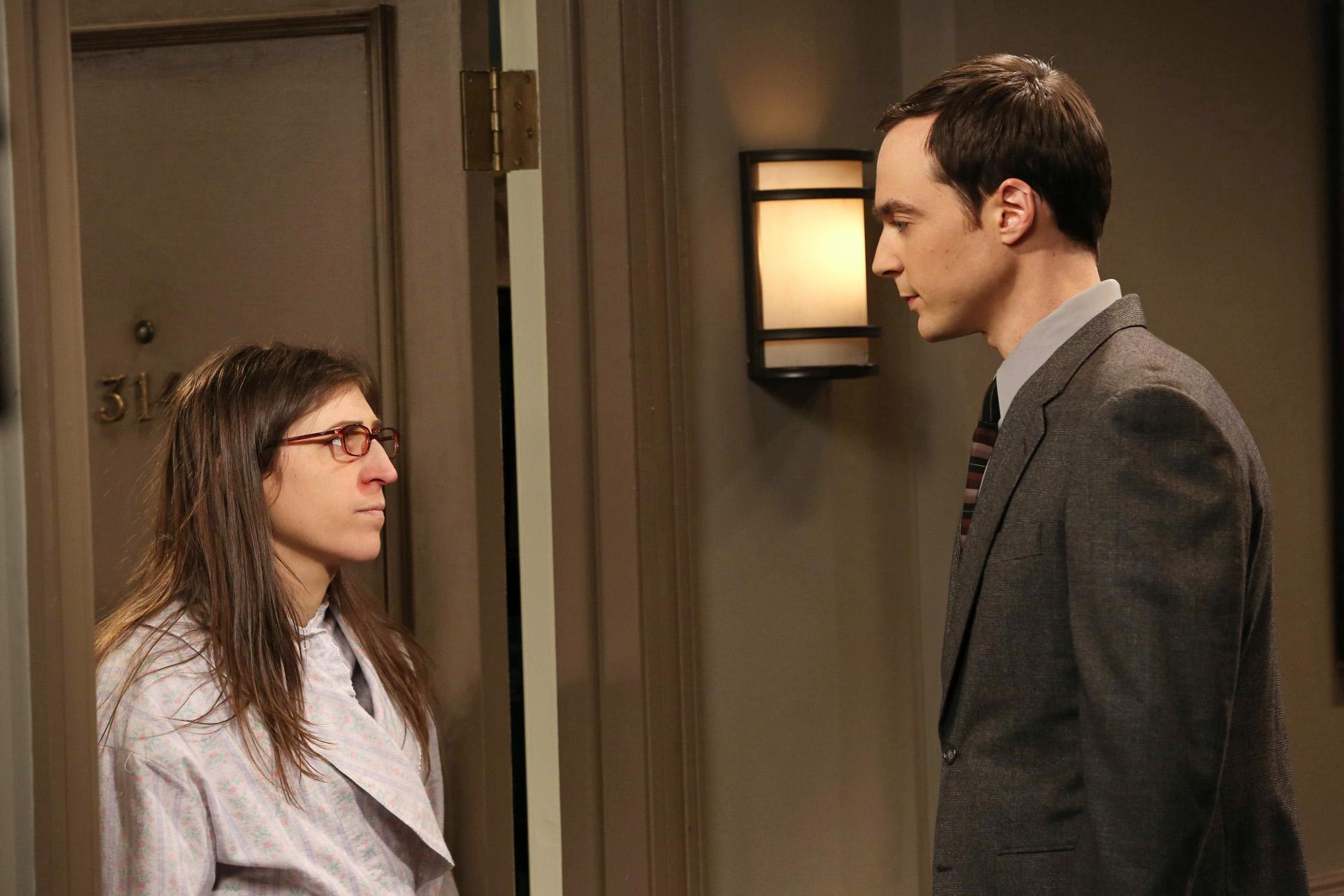 Amy & Sheldon