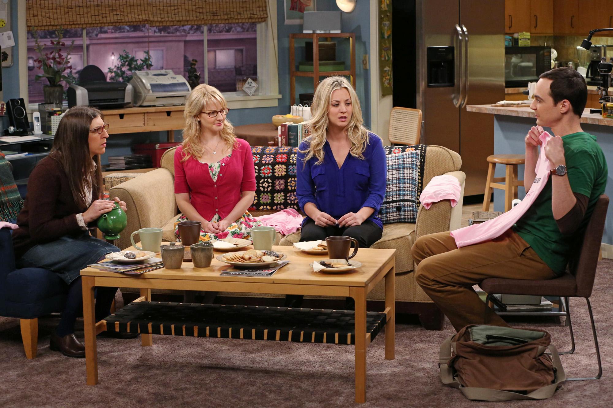 Sheldon Cooper's Council of Ladies