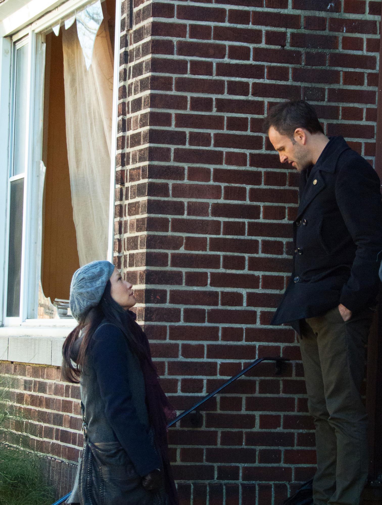Watson Speaks with Sherlock