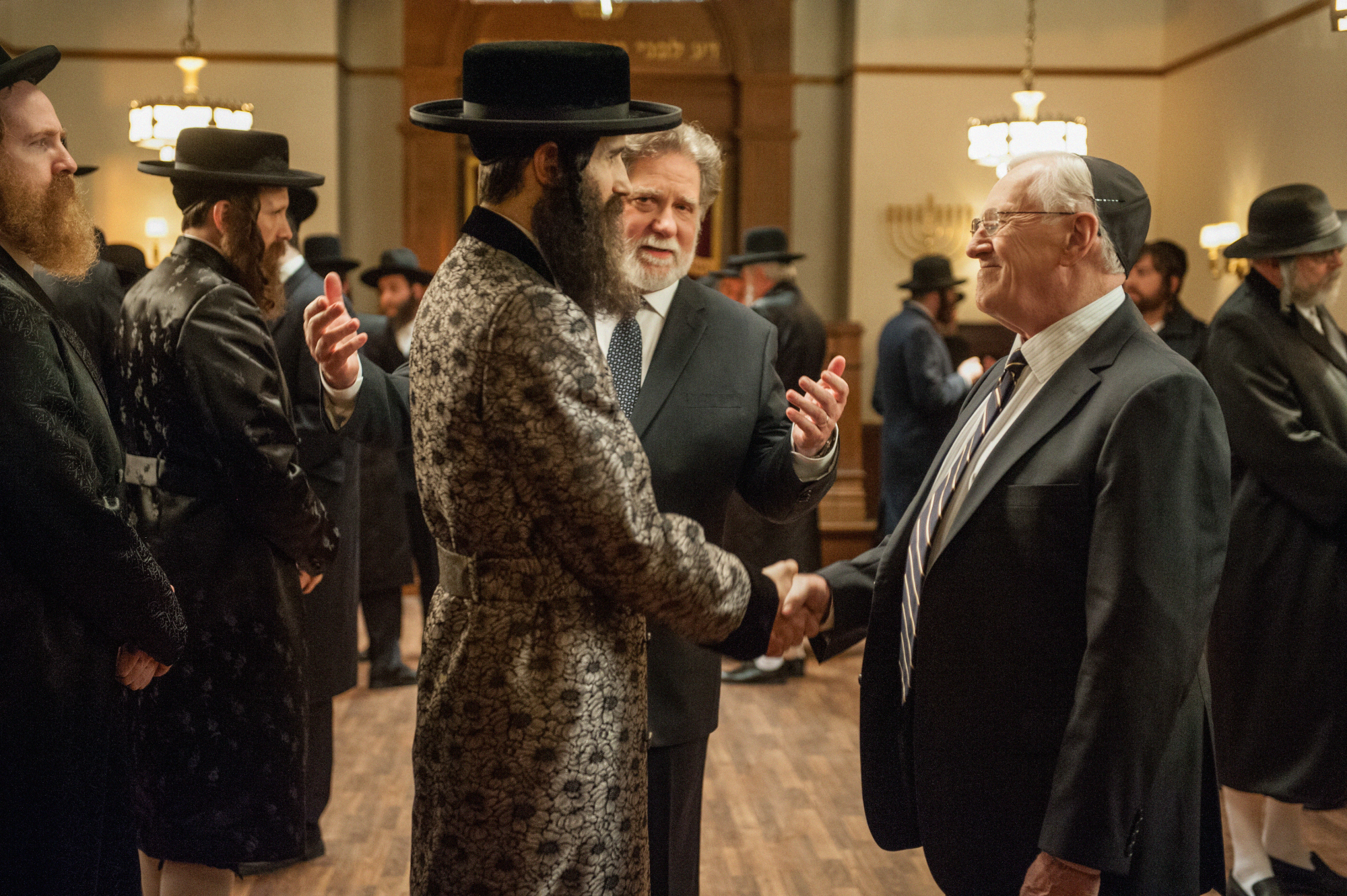 Newly Appointed Grand Rebbe
