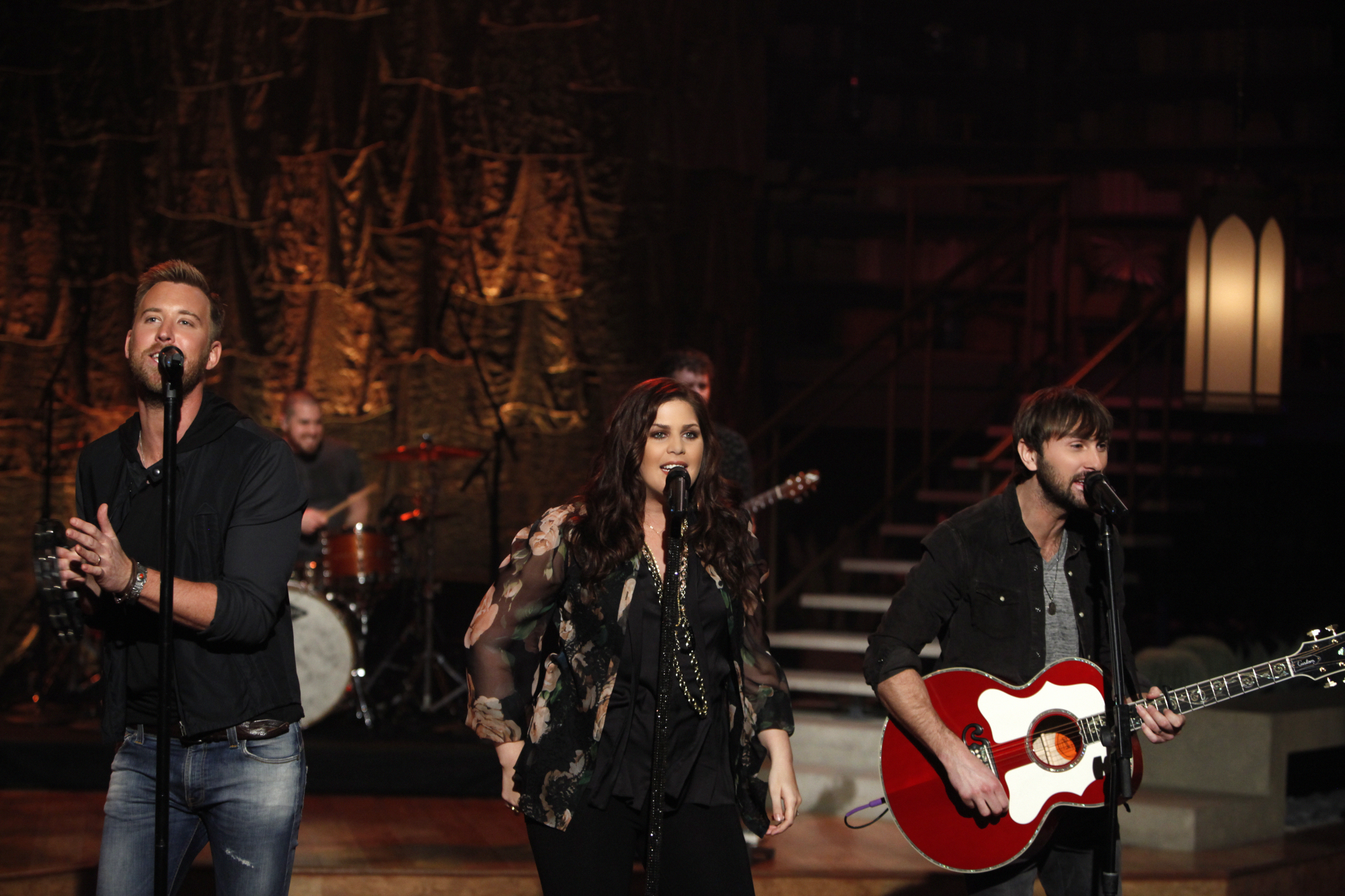Lady Antebellum Added To List Of Performers On The ACM Awards