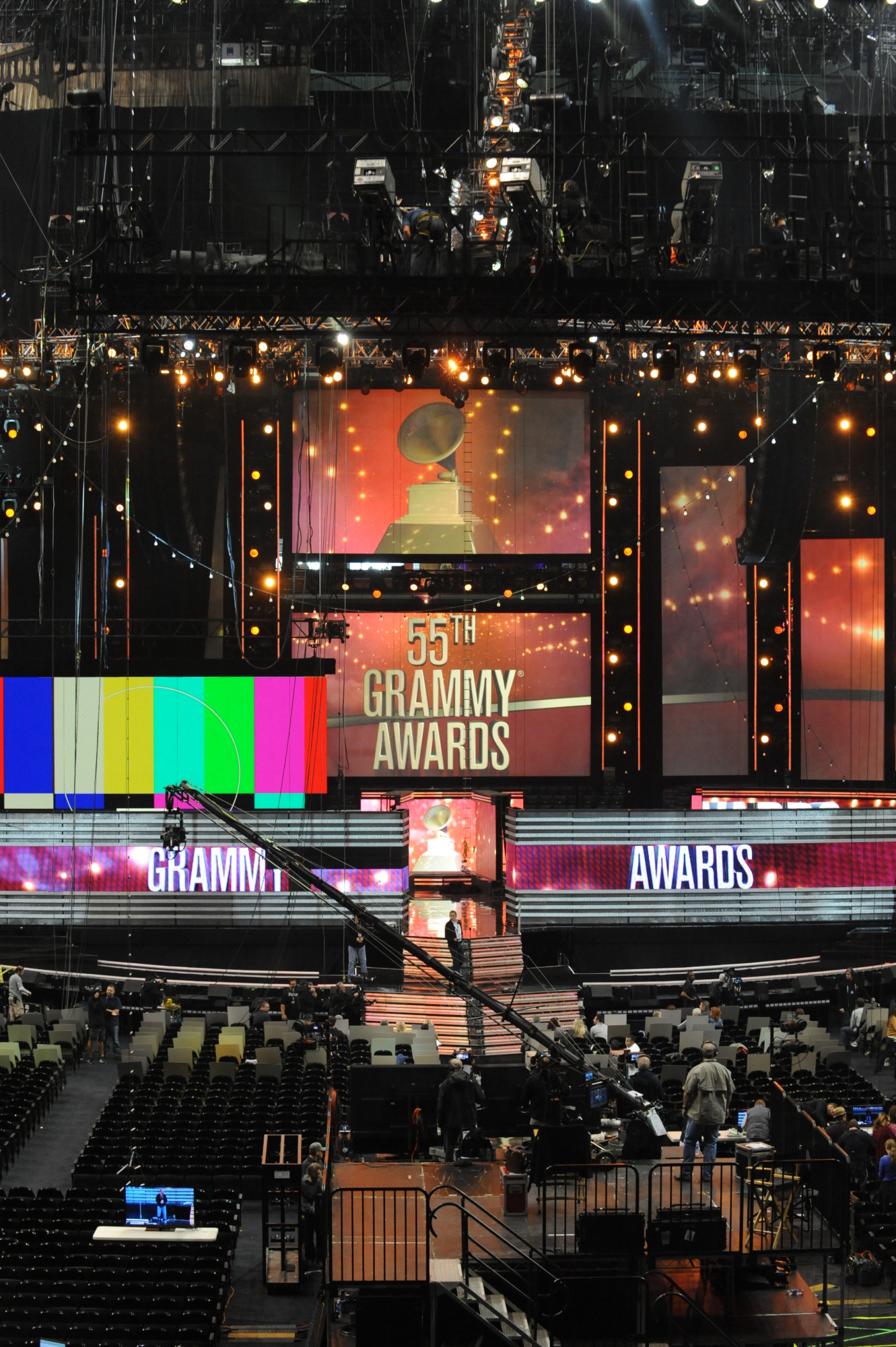 The GRAMMY Stage