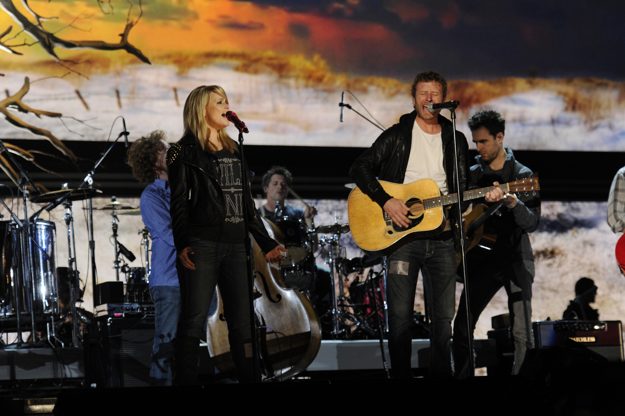 Miranda and Dierks
