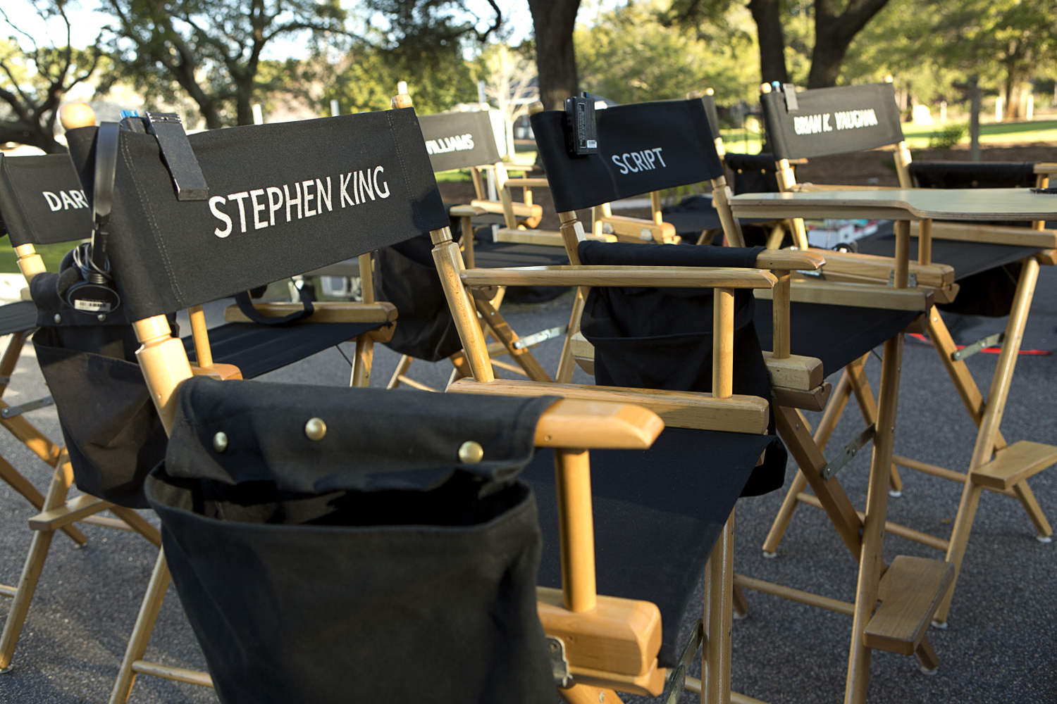 Directors' Chairs