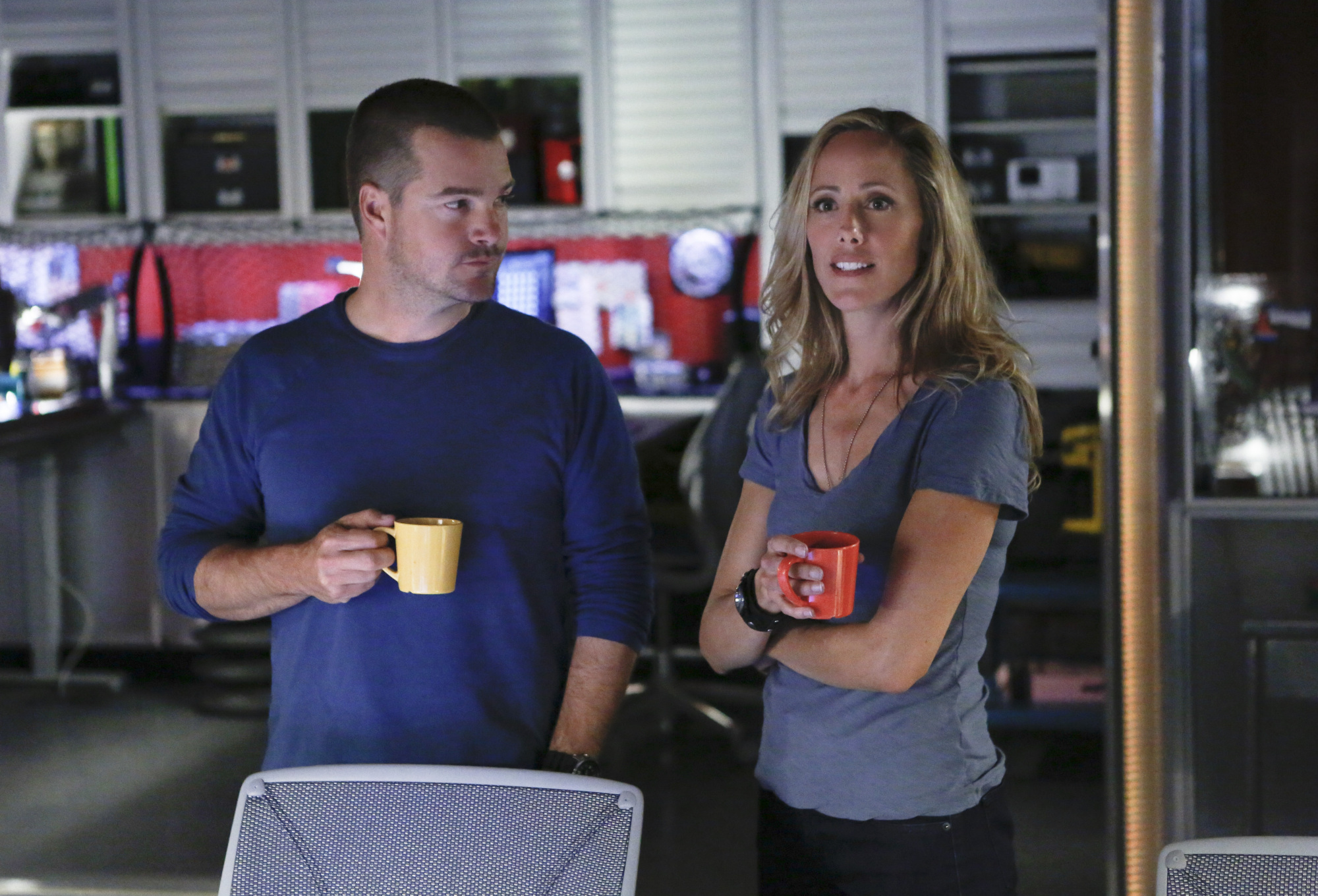 Callen Connects in