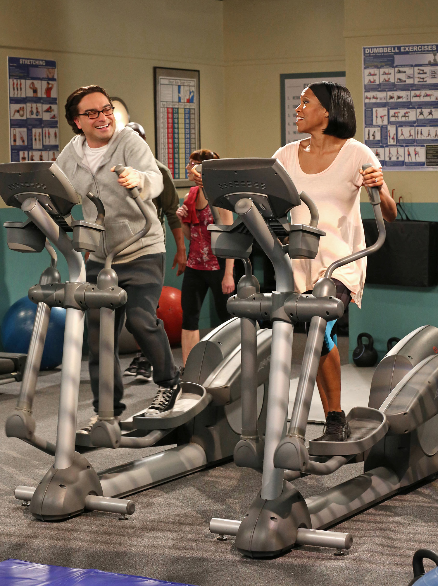 Elliptical exercise in