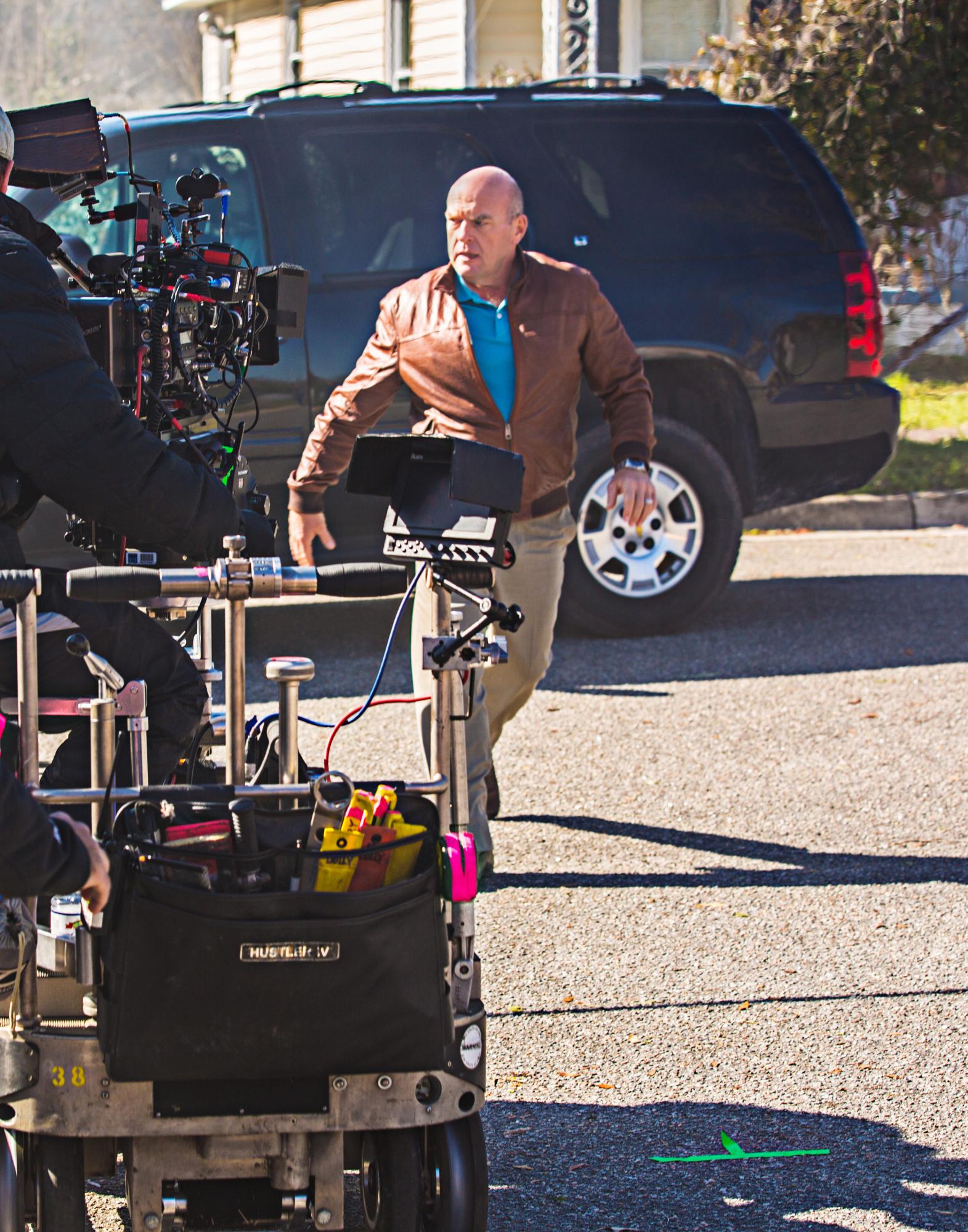 Behind the Scenes Big Jim