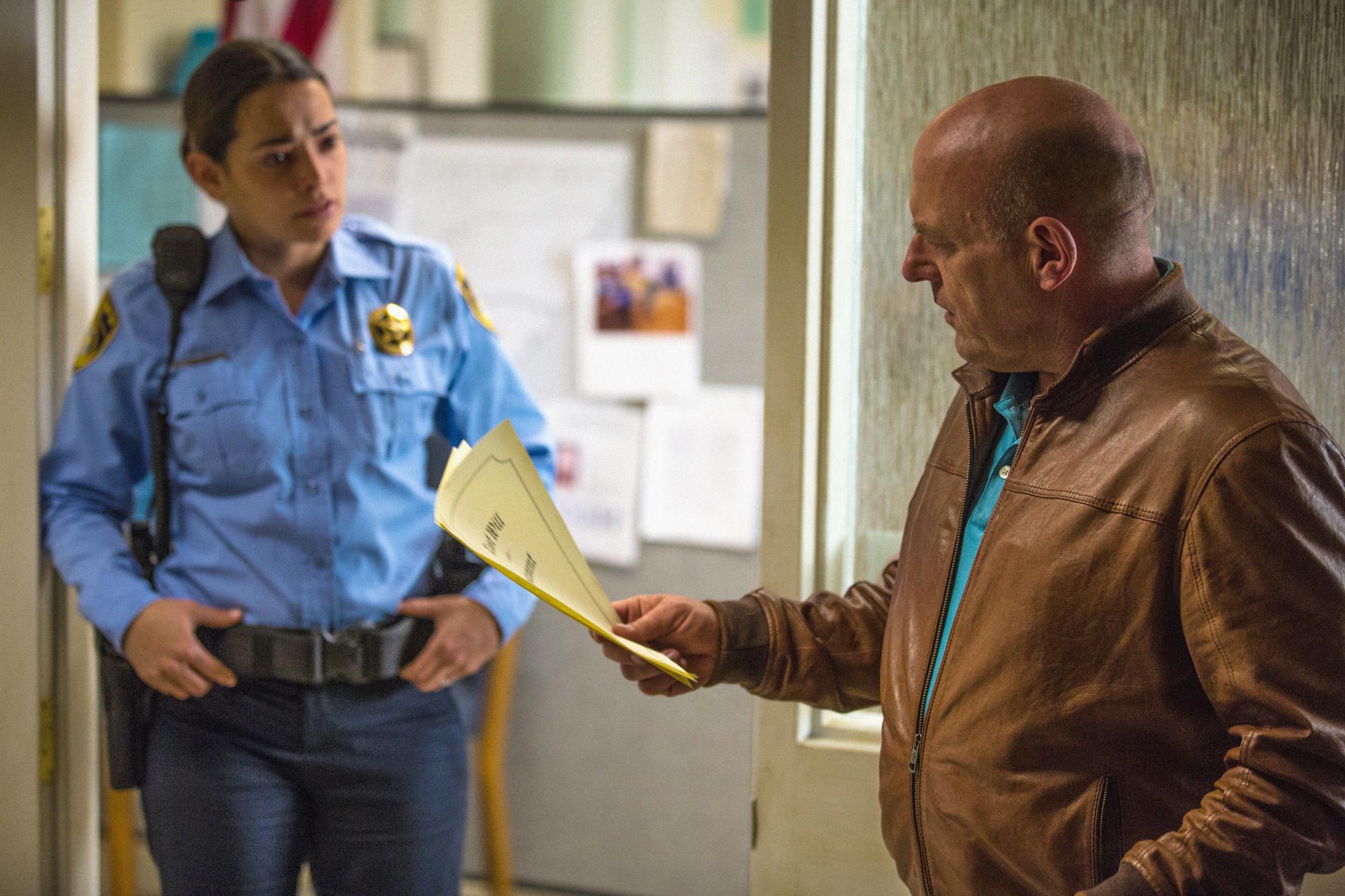 Deputy Linda and Big Jim