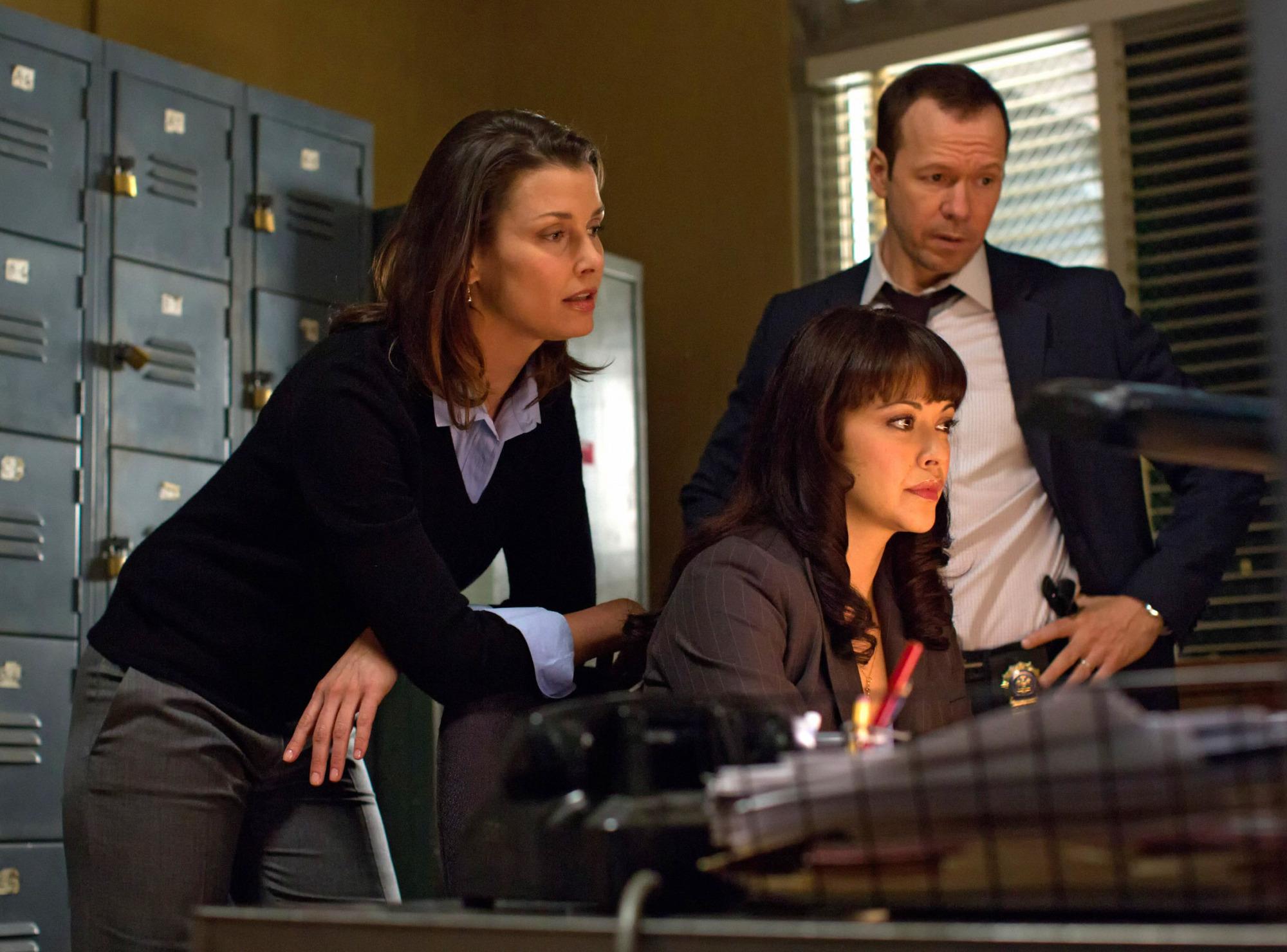 Erin, Baez and Danny