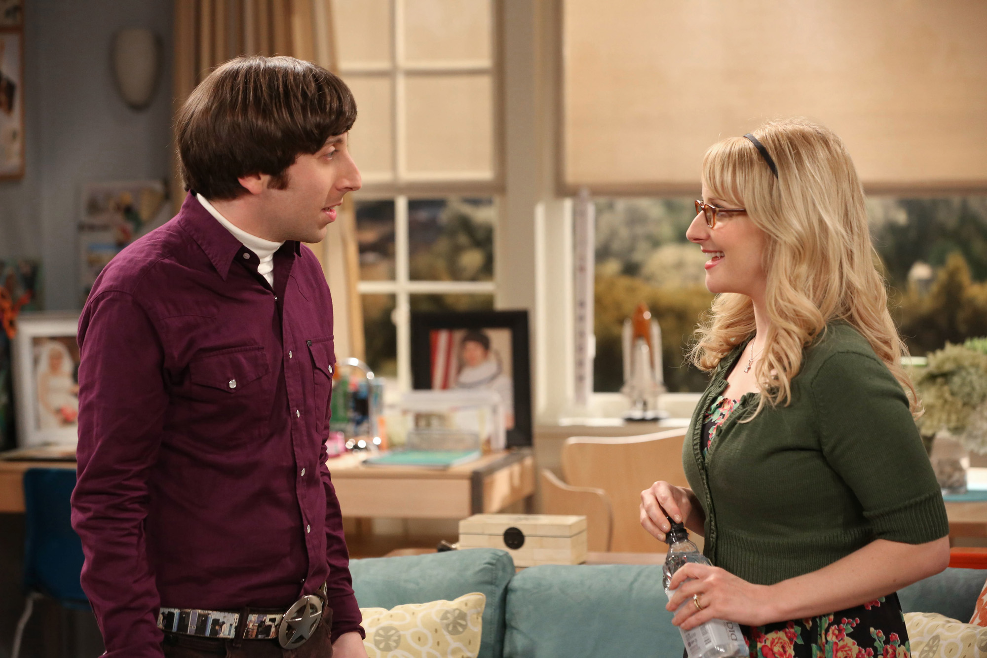 The Wolowitz's in