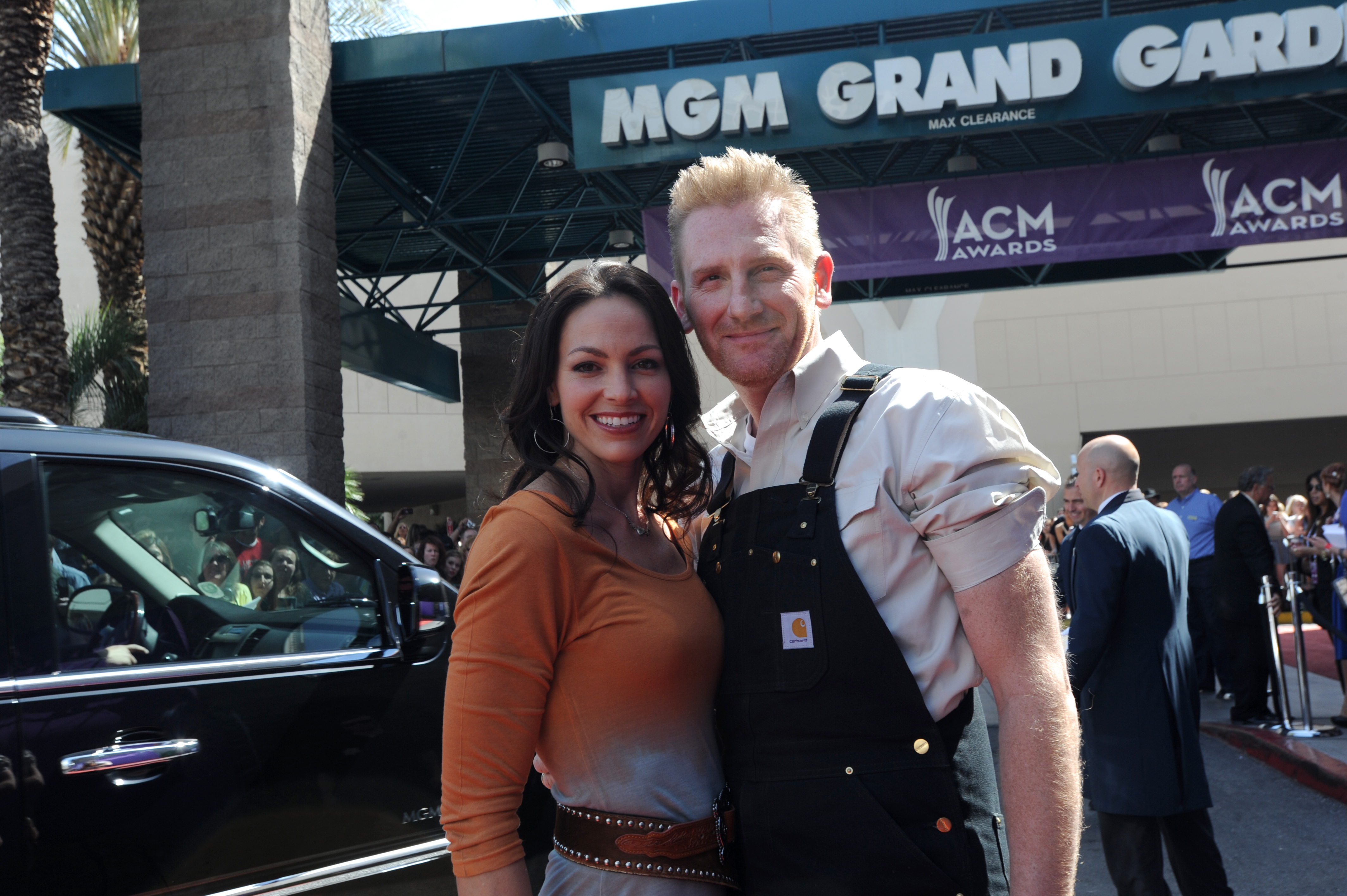 Rory Lee Feek and Joey Martin Feek -48th  ACM Awards