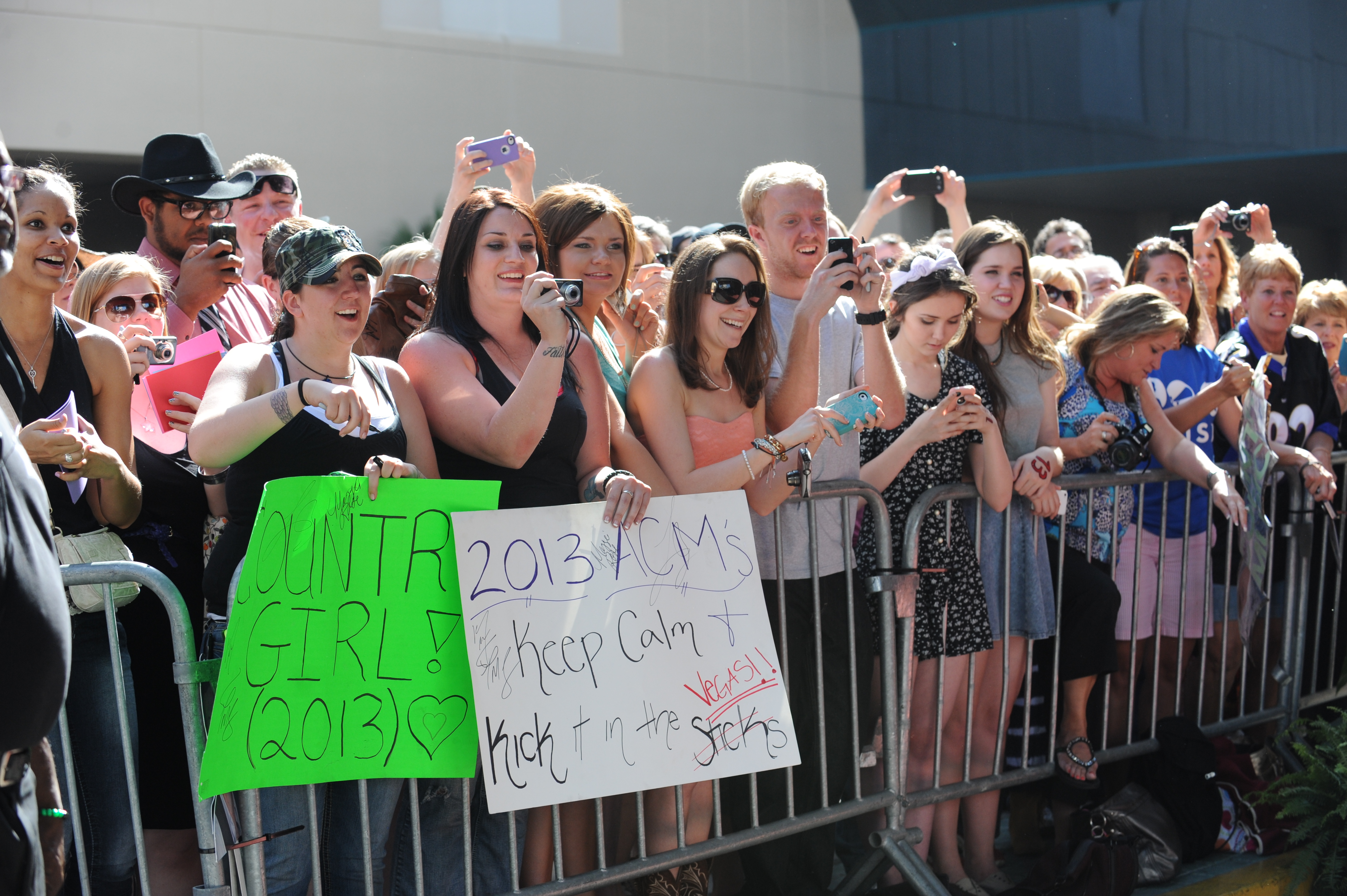 The Crowd - 48th ACM Awards