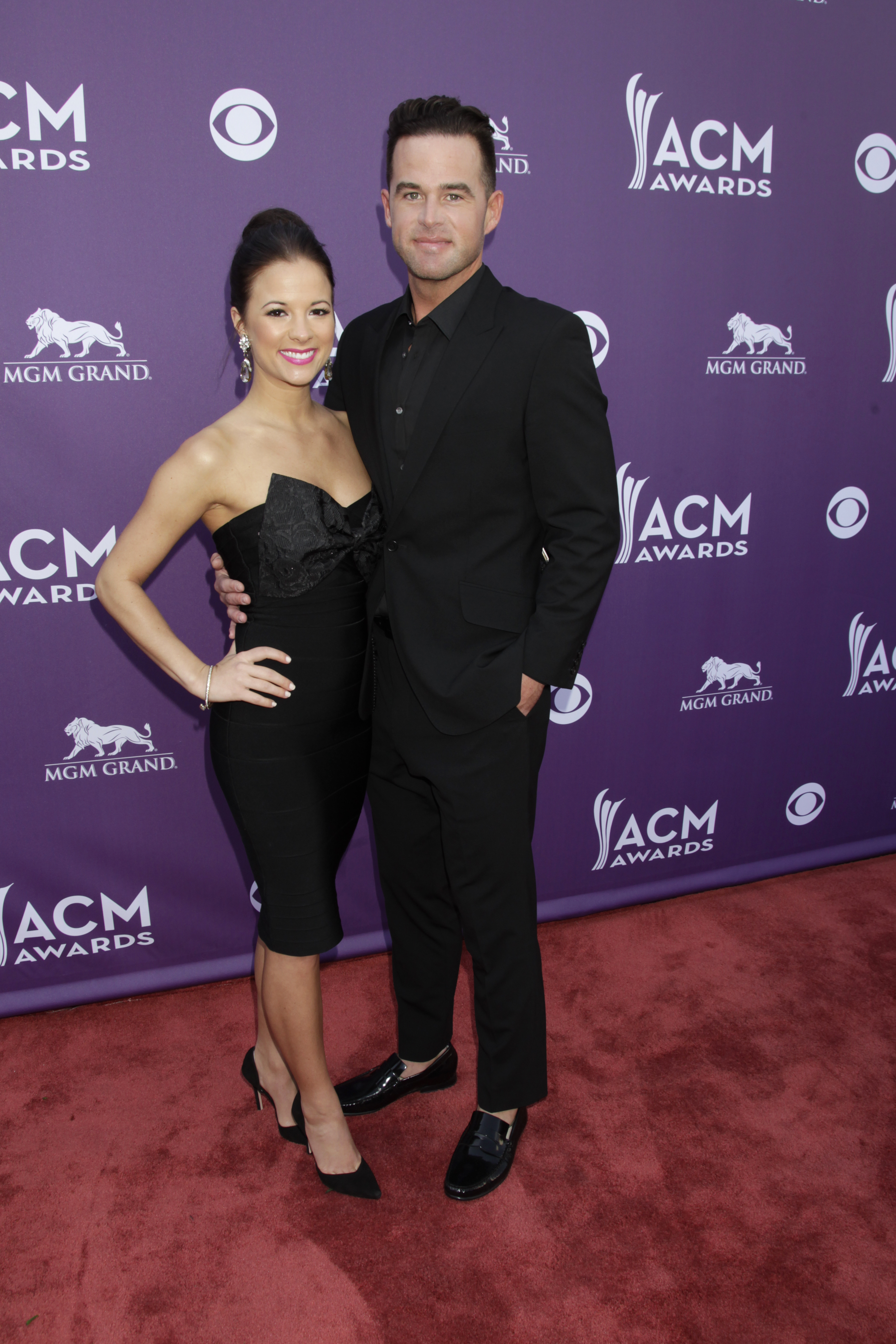 David Nail and Catherine Werne - 48th ACM Awards
