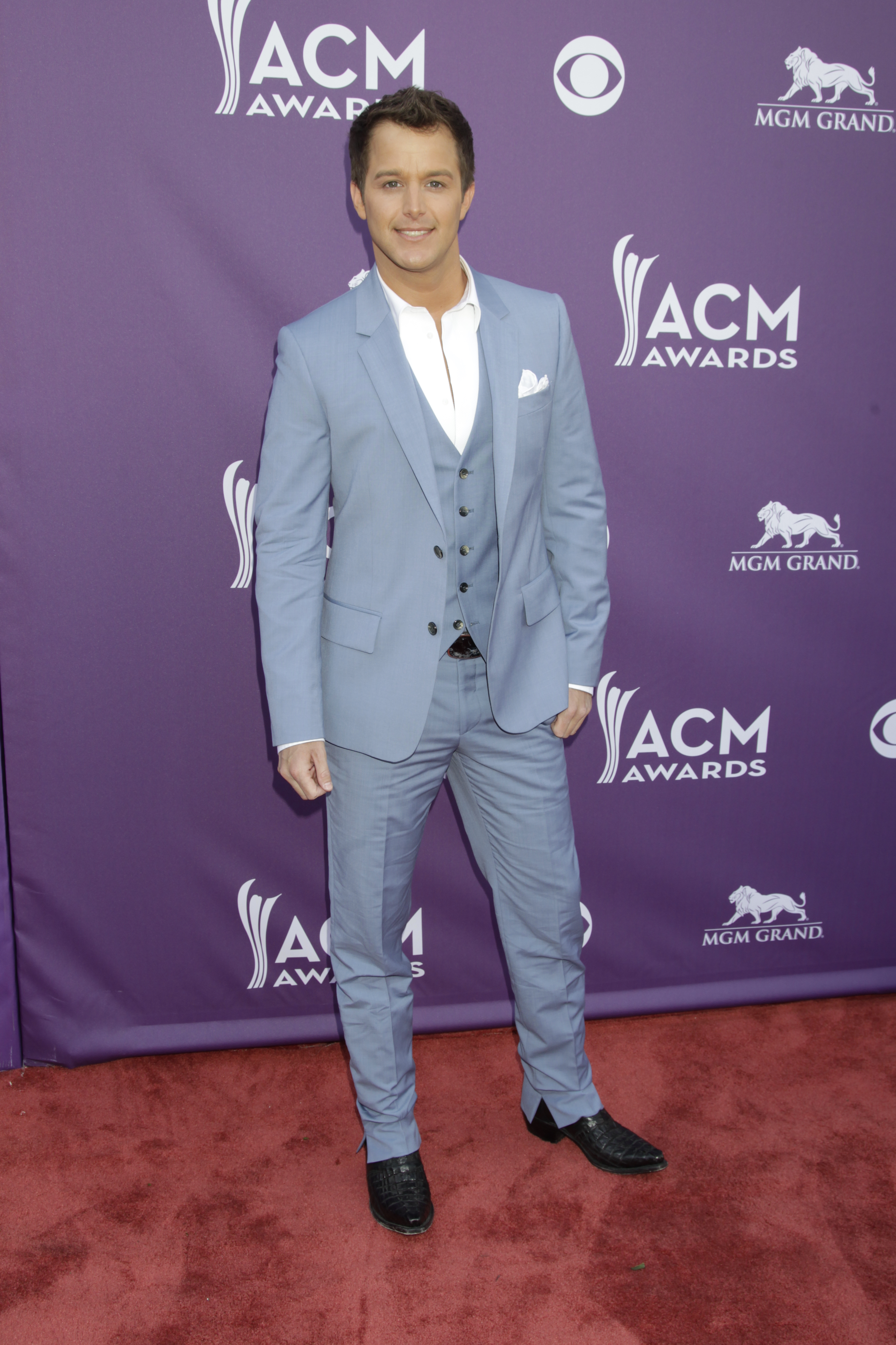 Easton Corbin - 48th ACM Awards