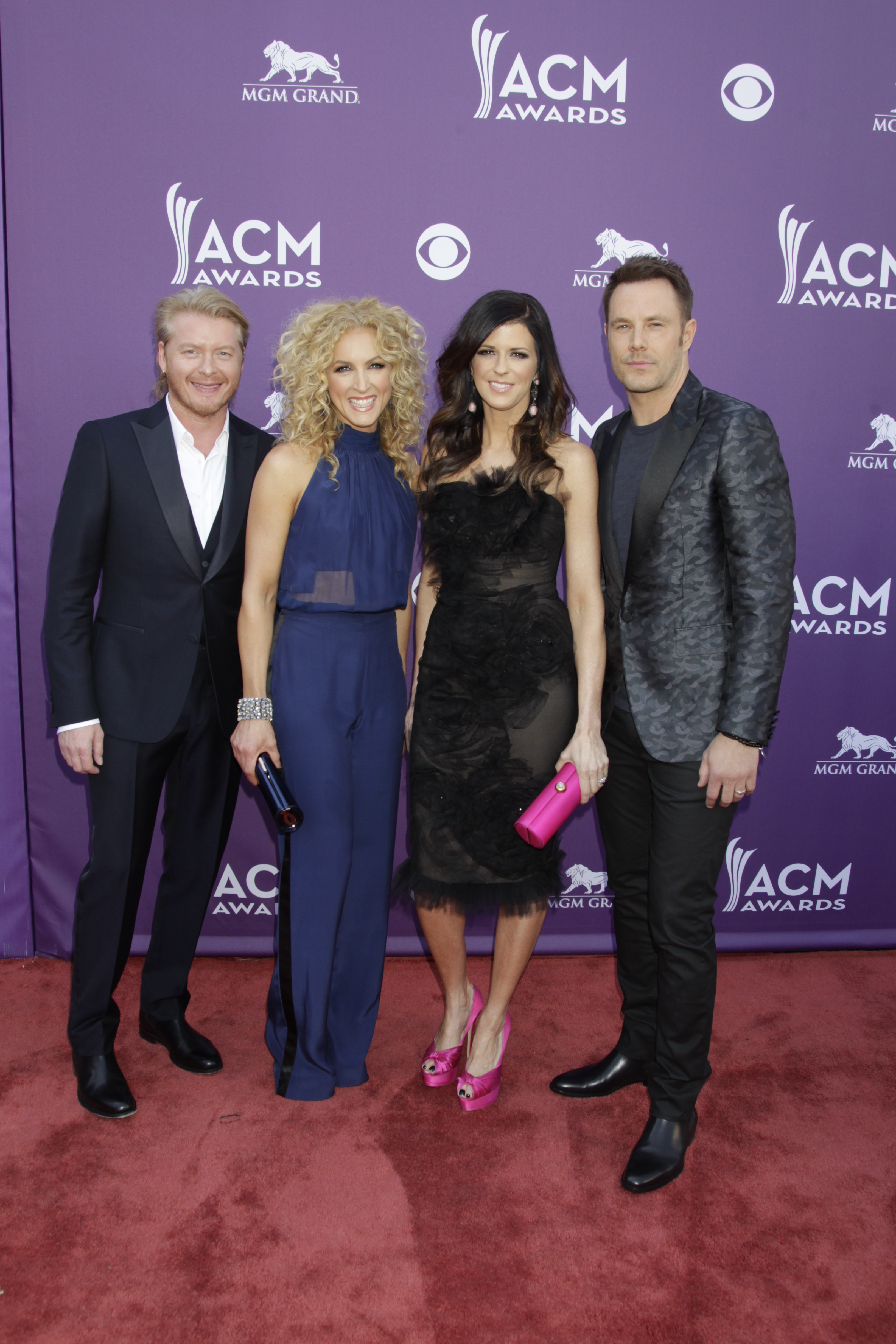 Little Big Town on the Red Carpet - 48th ACM Awards