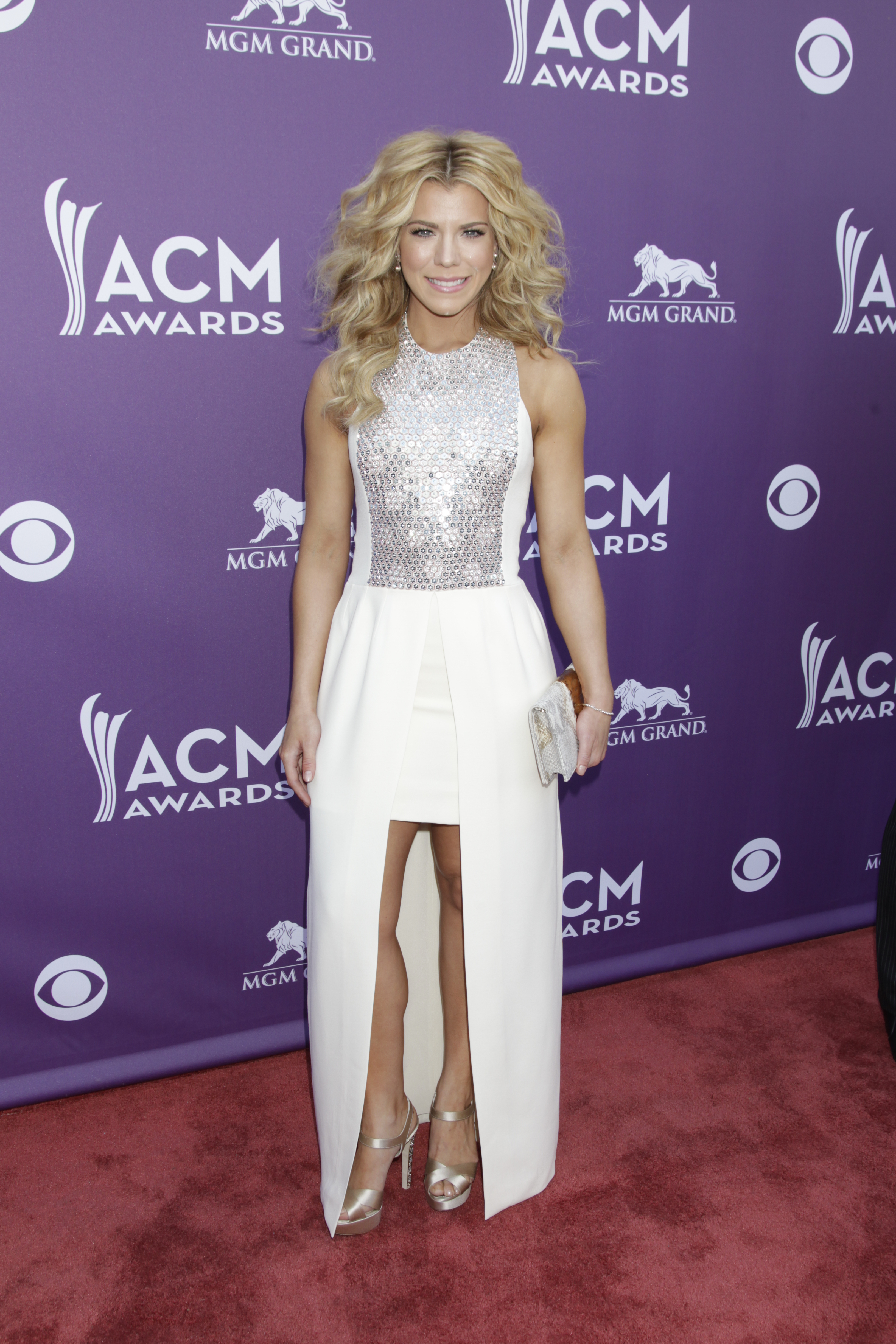 Kimberly Perry on the Red Carpet - 48th ACM Awards