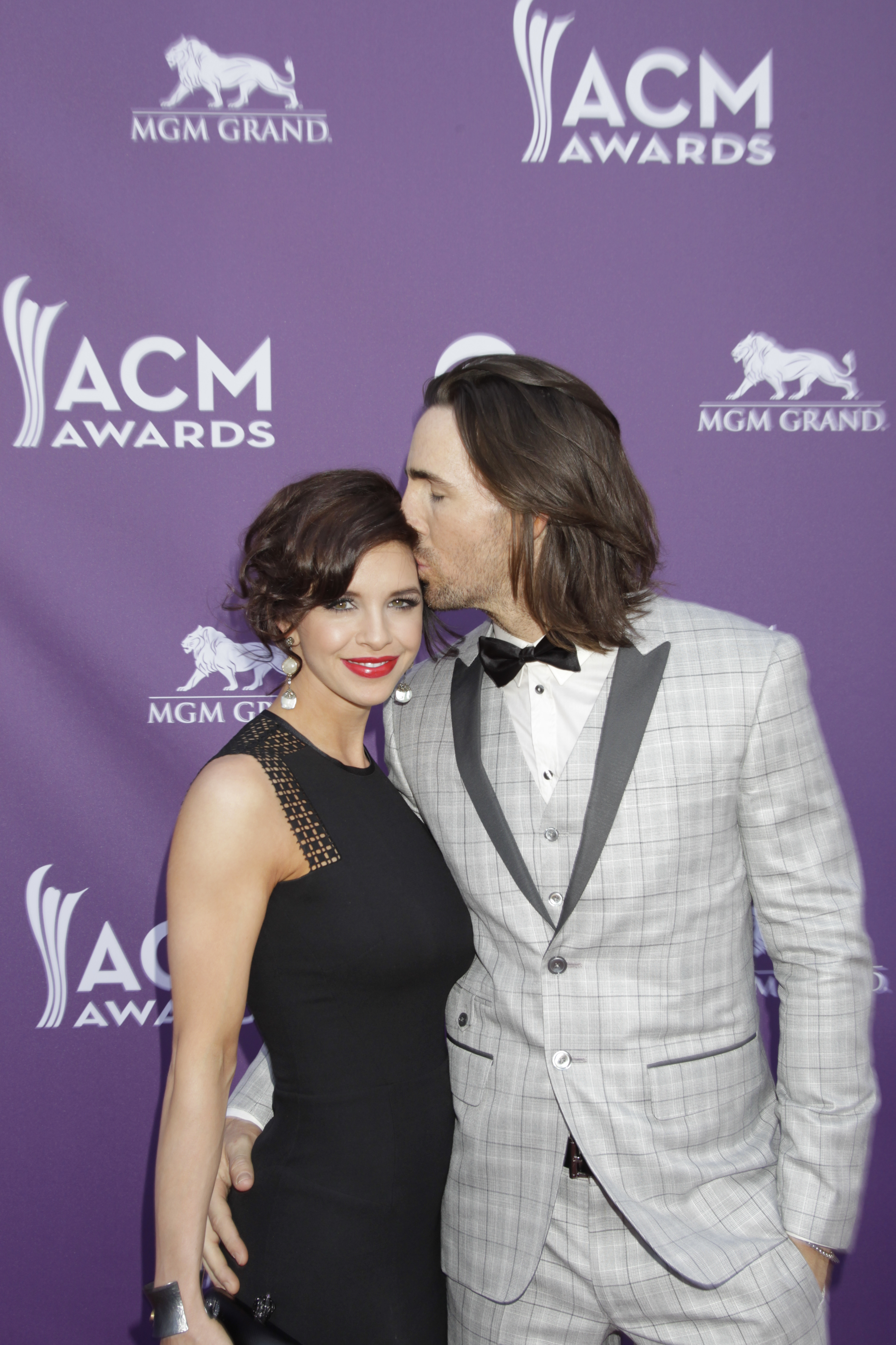 Jake Owen on the Red Carpet - 48th ACM Awards
