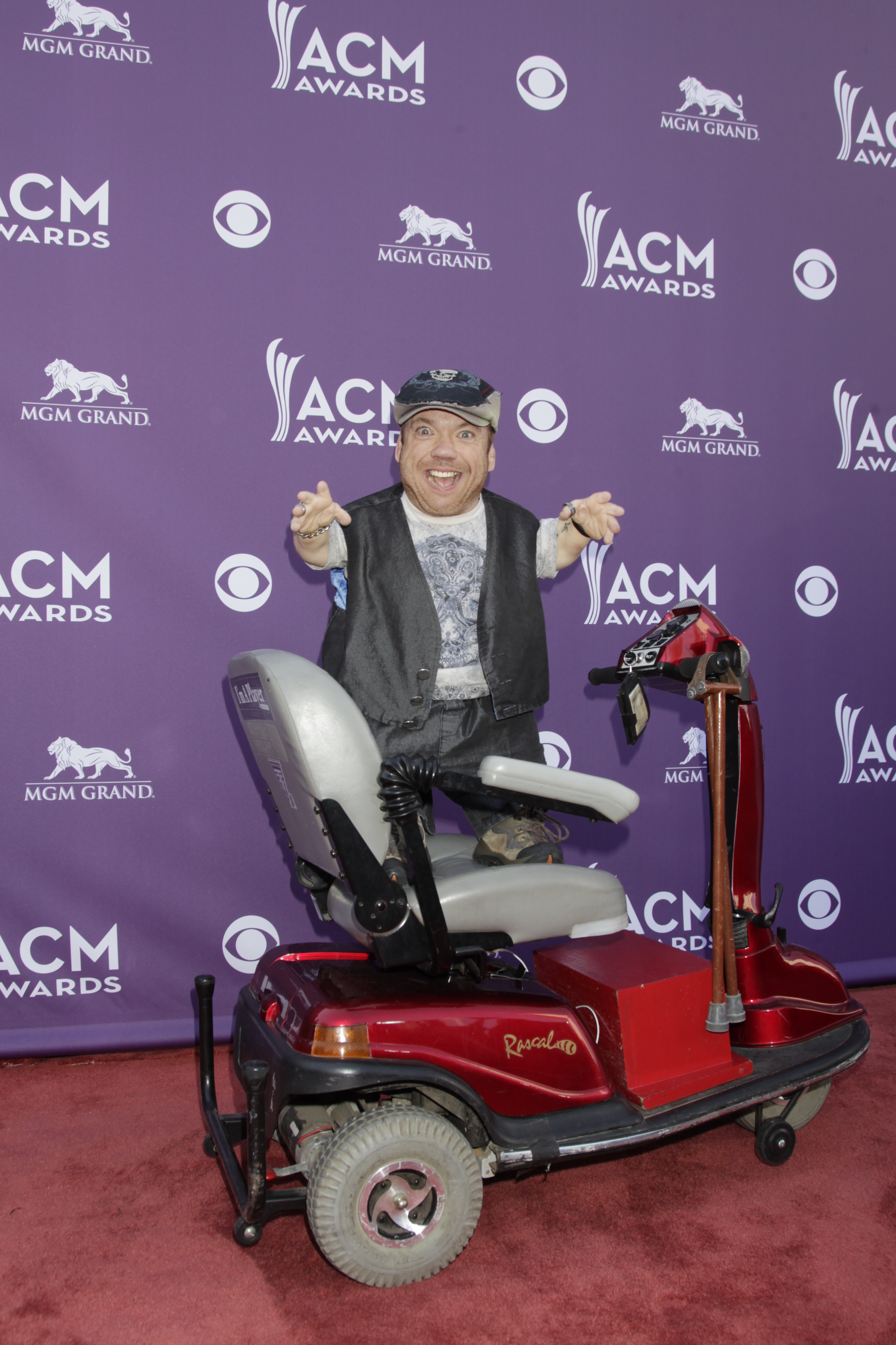 Two Foot Fred - 48th ACM Awards