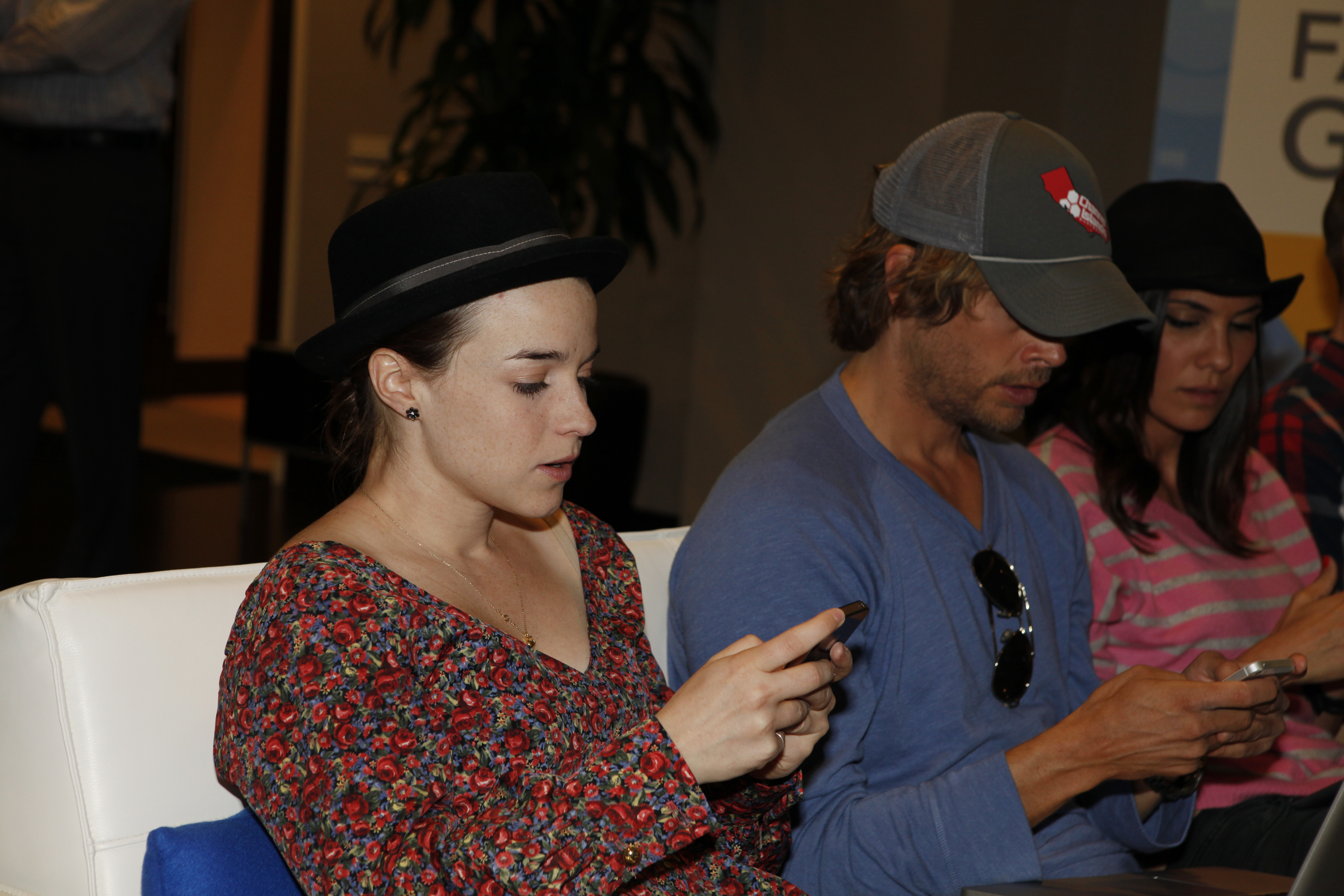 NCIS: Los Angeles' Renee Felice Smith and Eric Christian Olsen