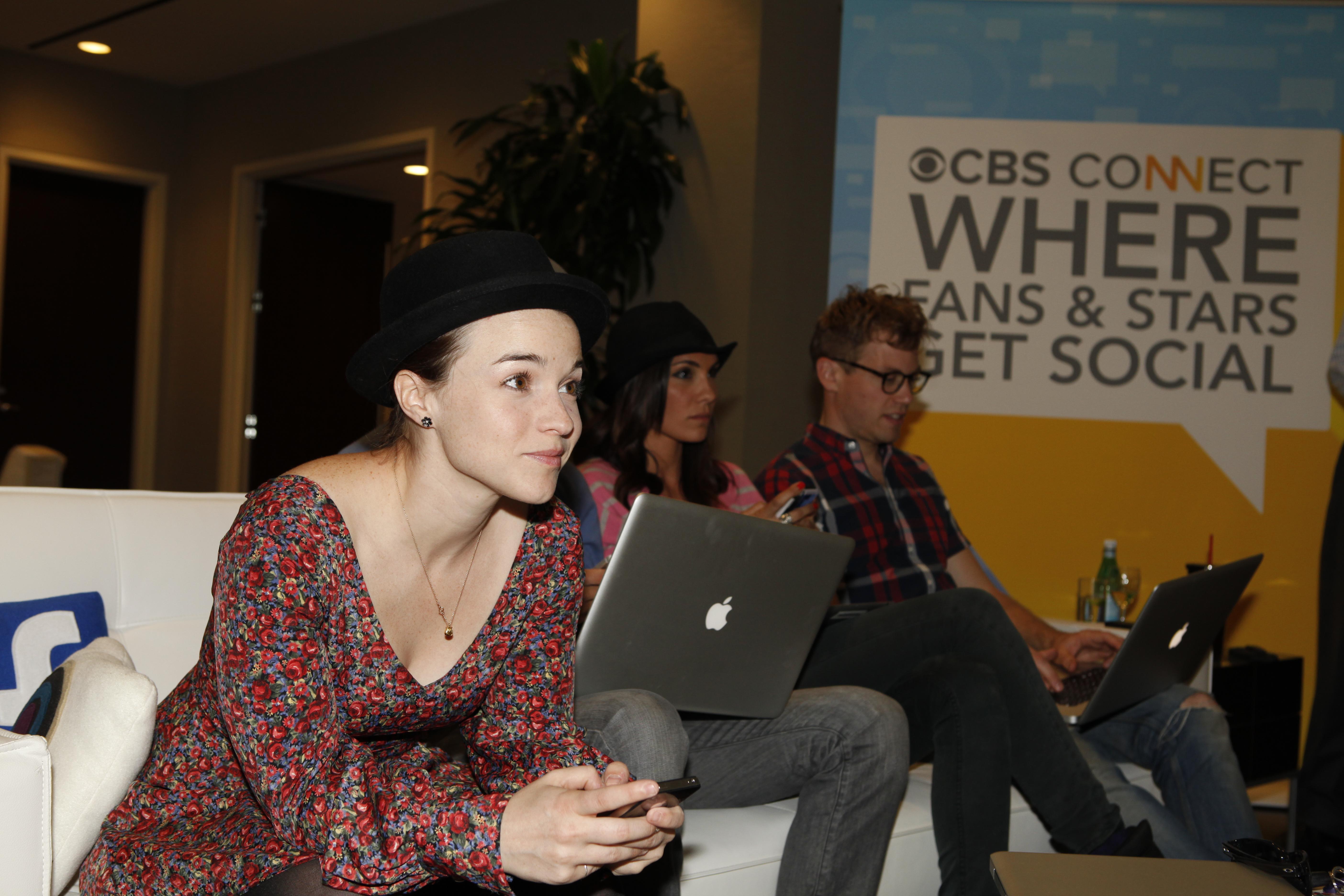 NCIS: Los Angeles' Renee Felice Smith