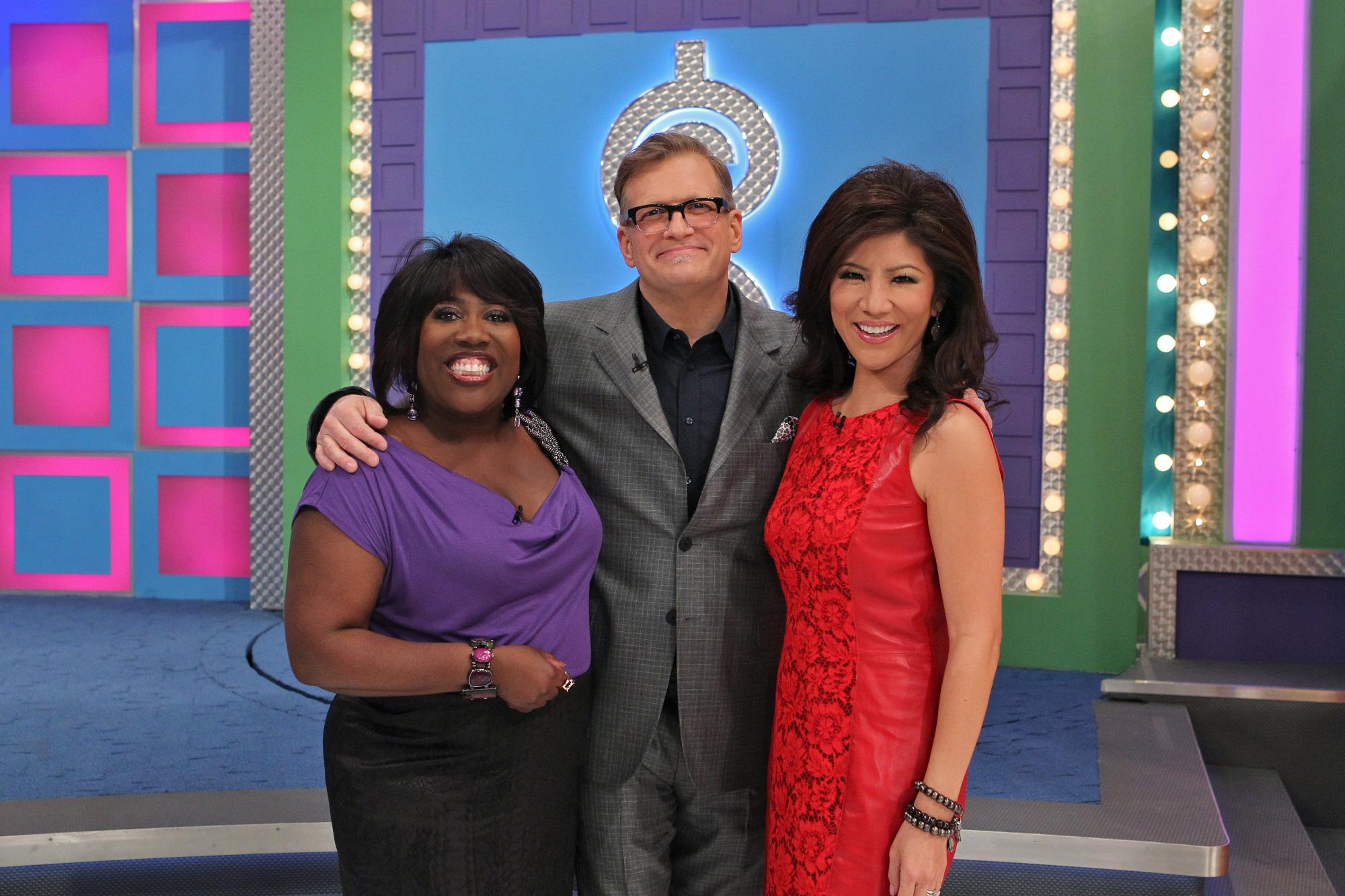 Drew, Julie, and Sheryl
