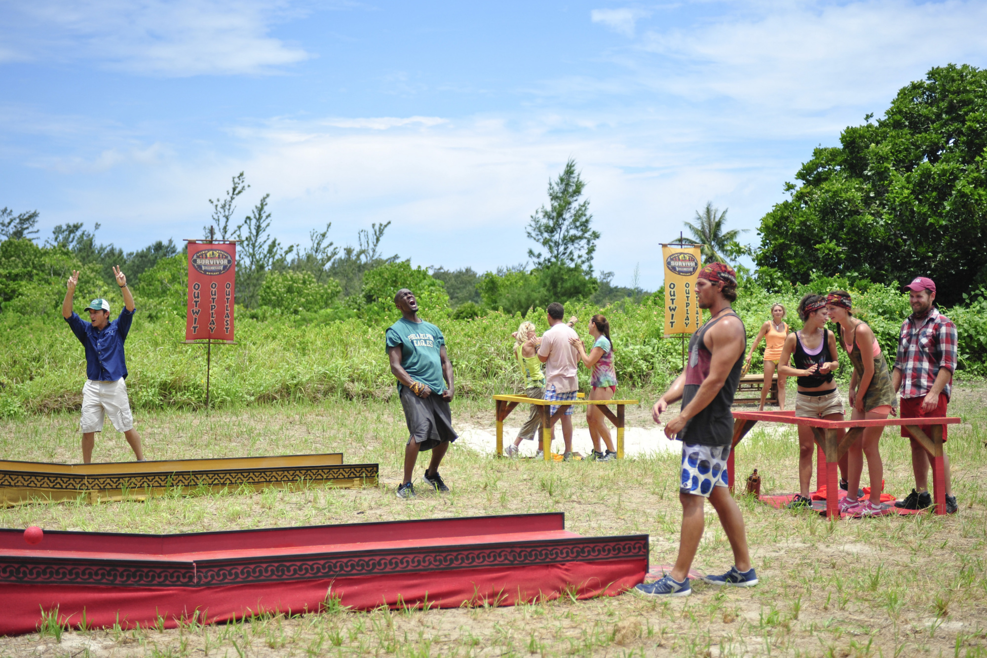 Galang Tribe Celebrates