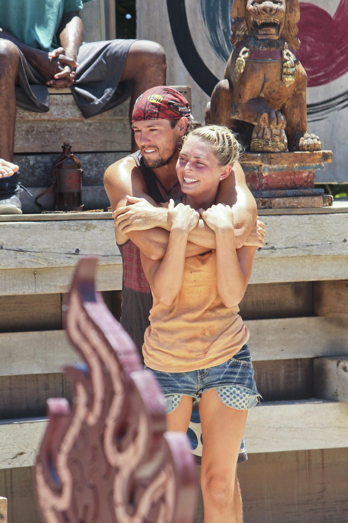 Hayden and Kat