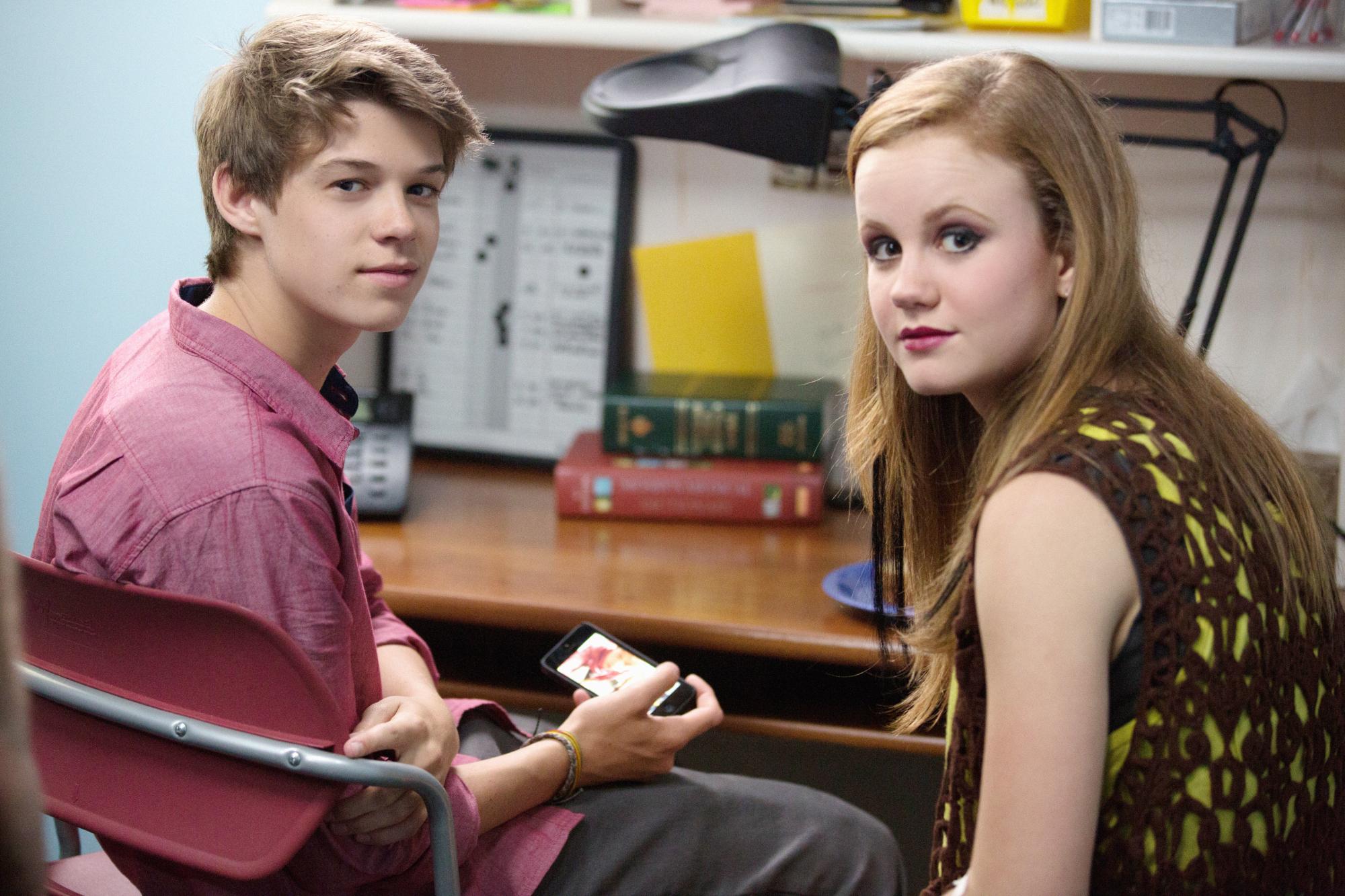 Joe and Norrie