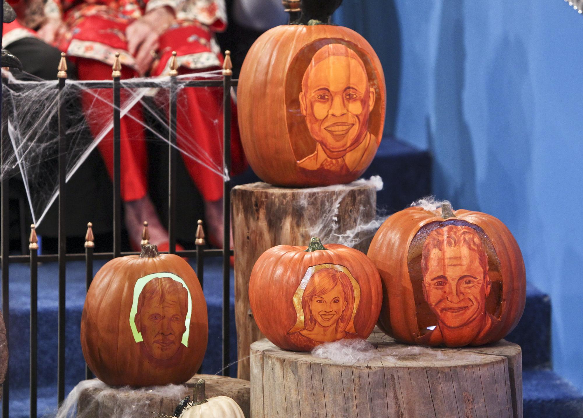 LMAD Pumpkins
