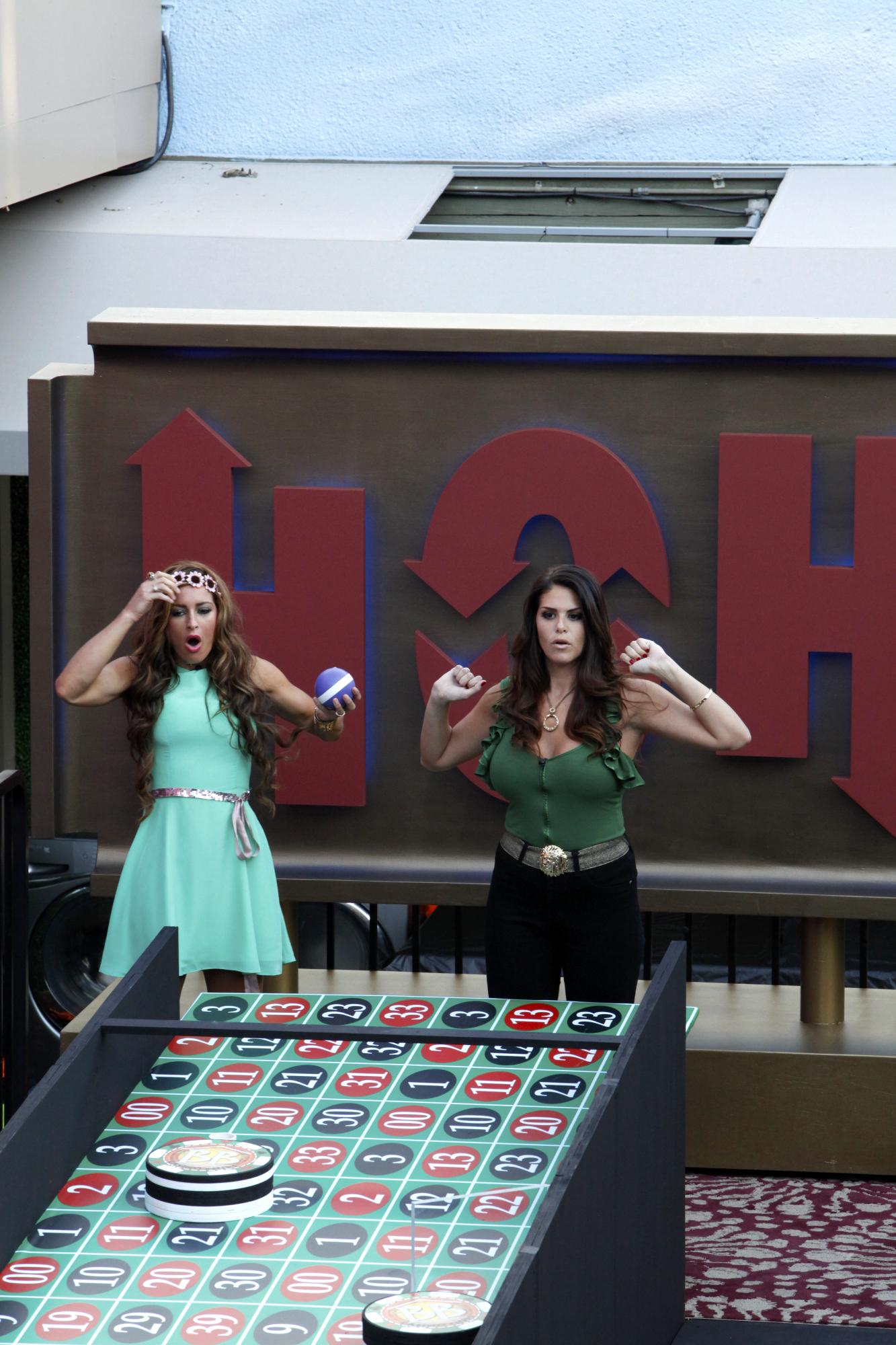 Elissa and Amanda