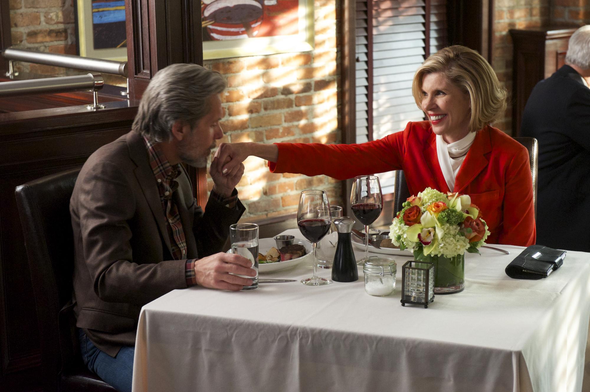 Diane and Kurt
