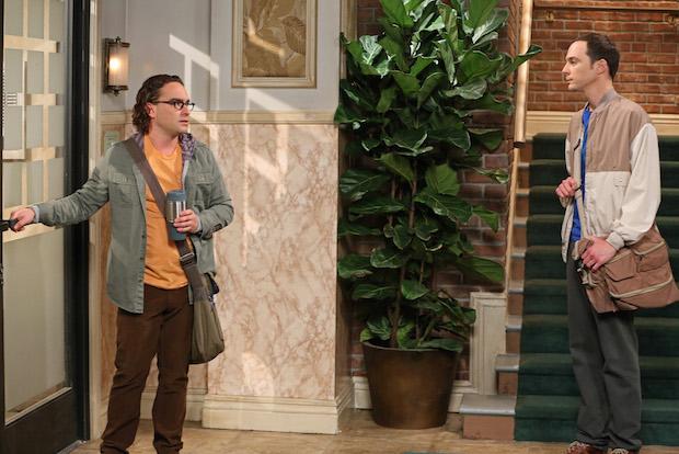 Sheldon feels betrayed