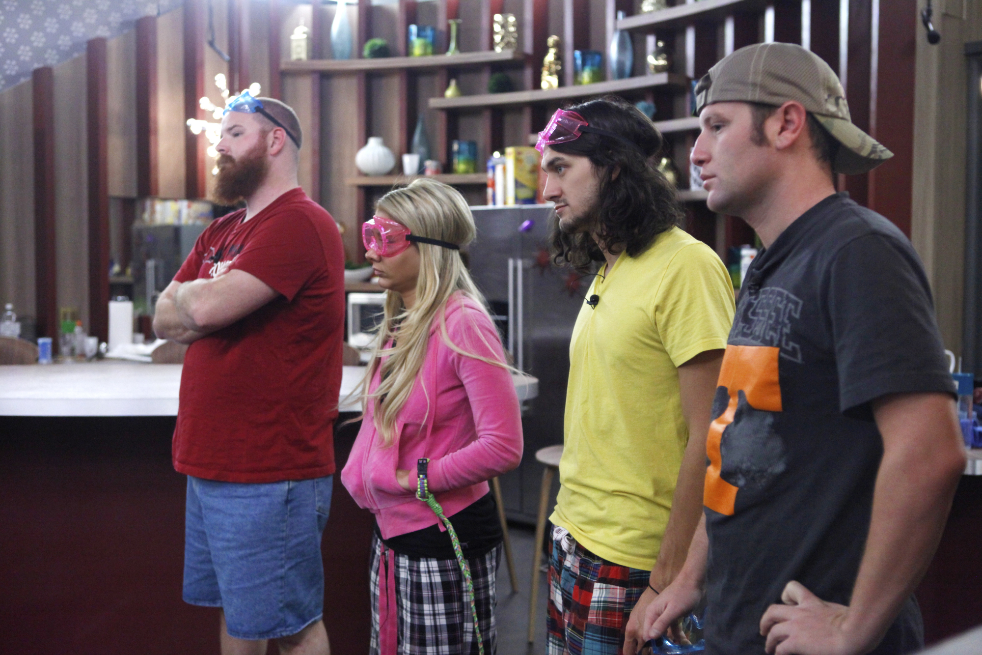 Spencer, GinaMarie, McCrae and Judd