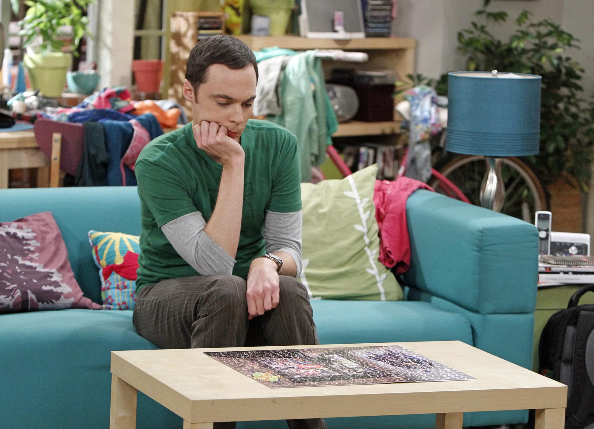 Sheldon in