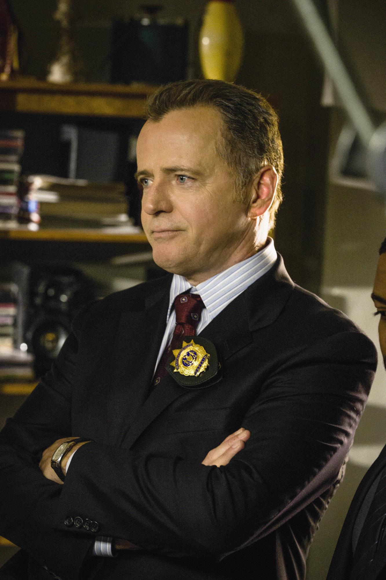 Captain Gregson