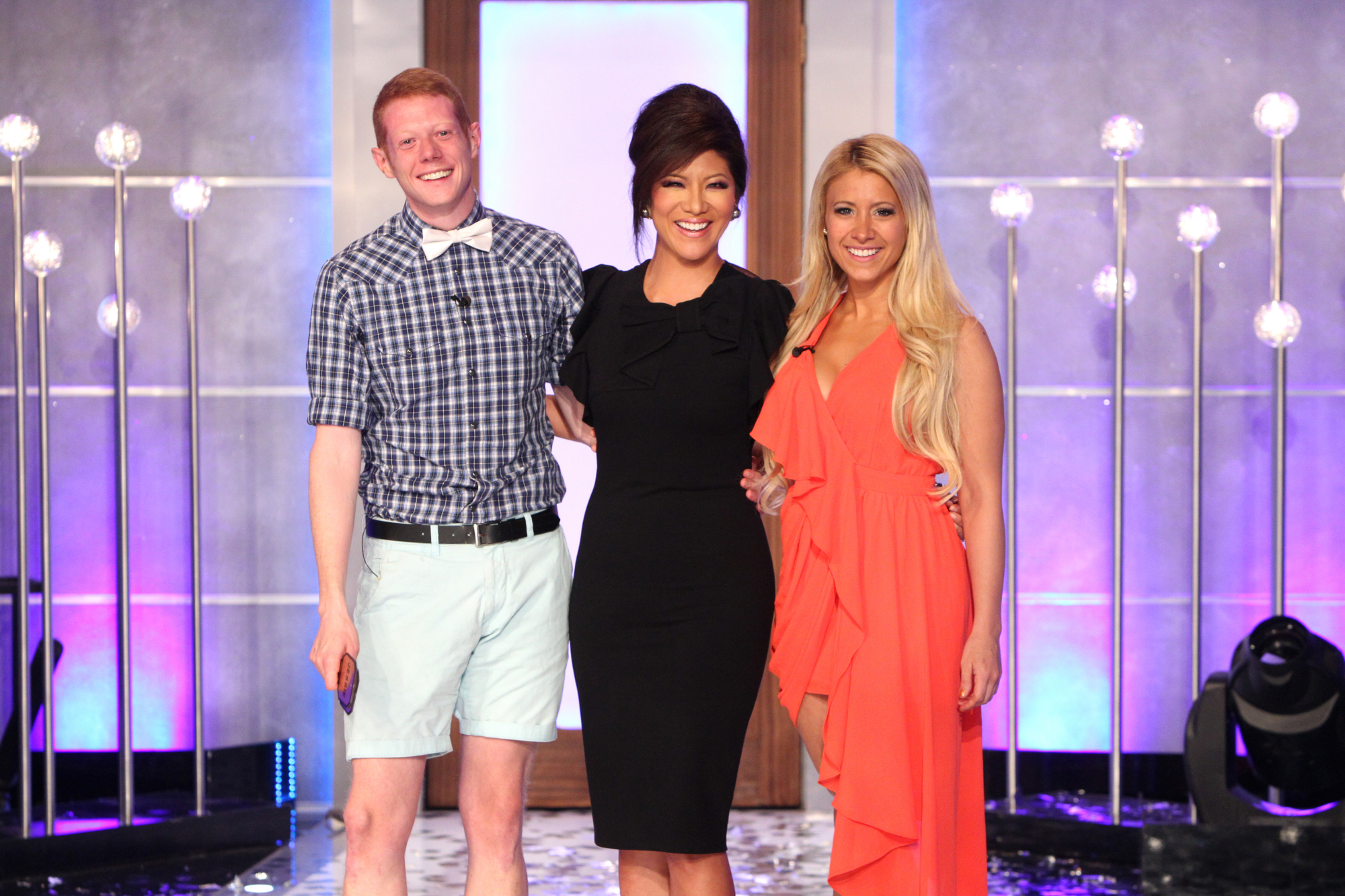 Andy, Julie and GinaMarie