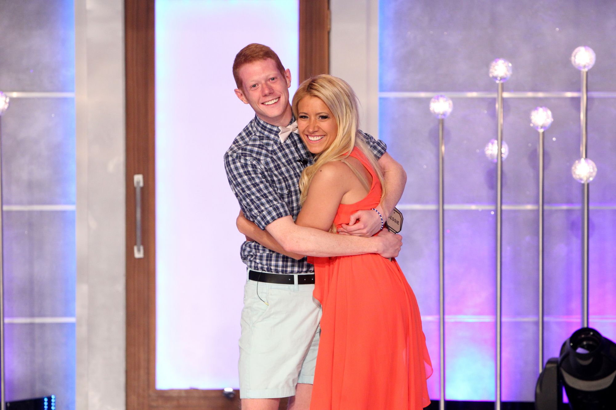 GinaMarie and Andy