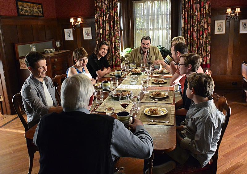 Family Dinner Giggles