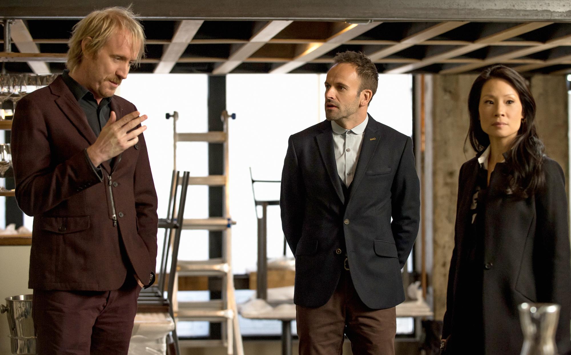 Mycroft, Holmes and Watson