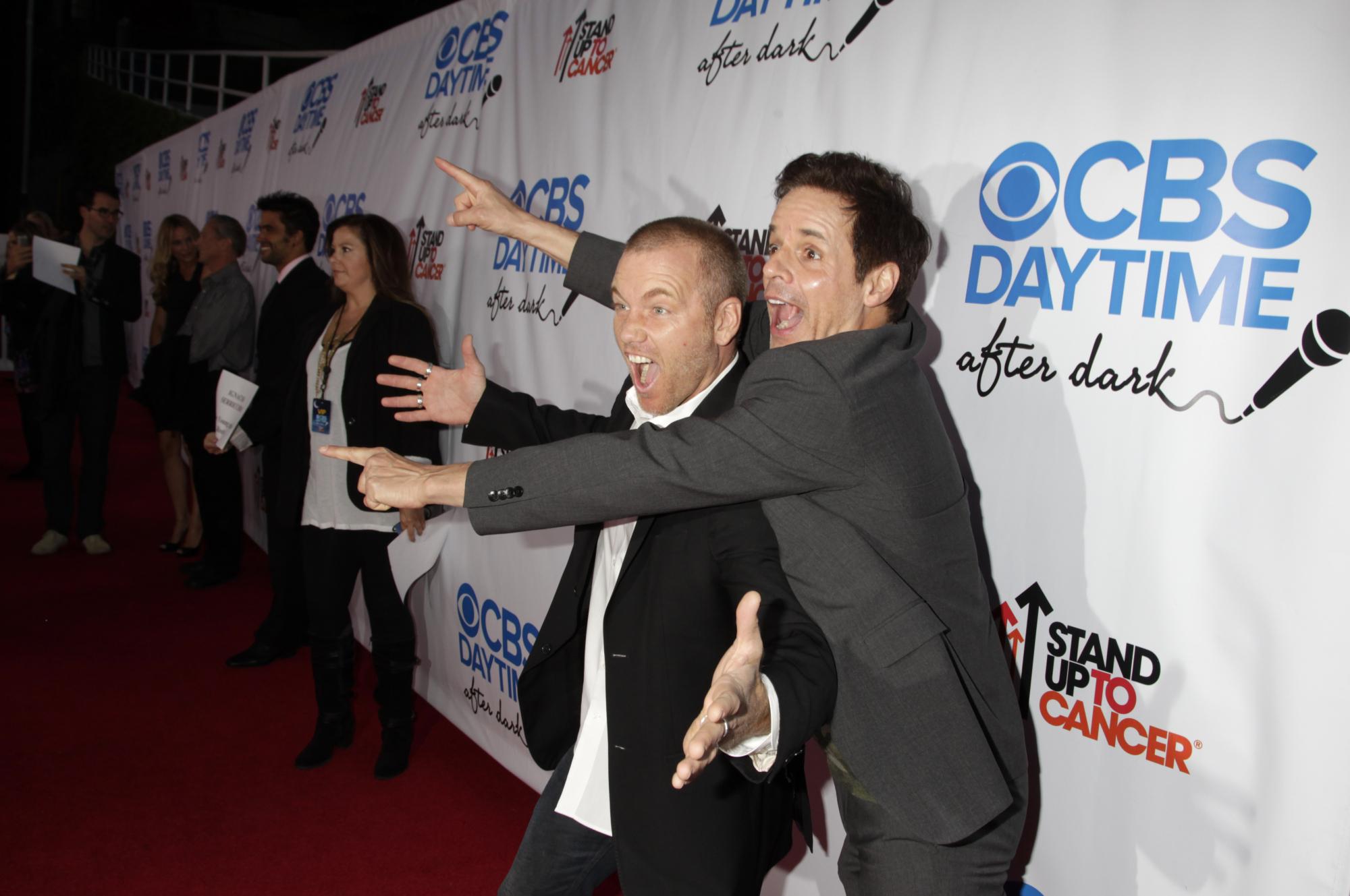 Sean and Christian