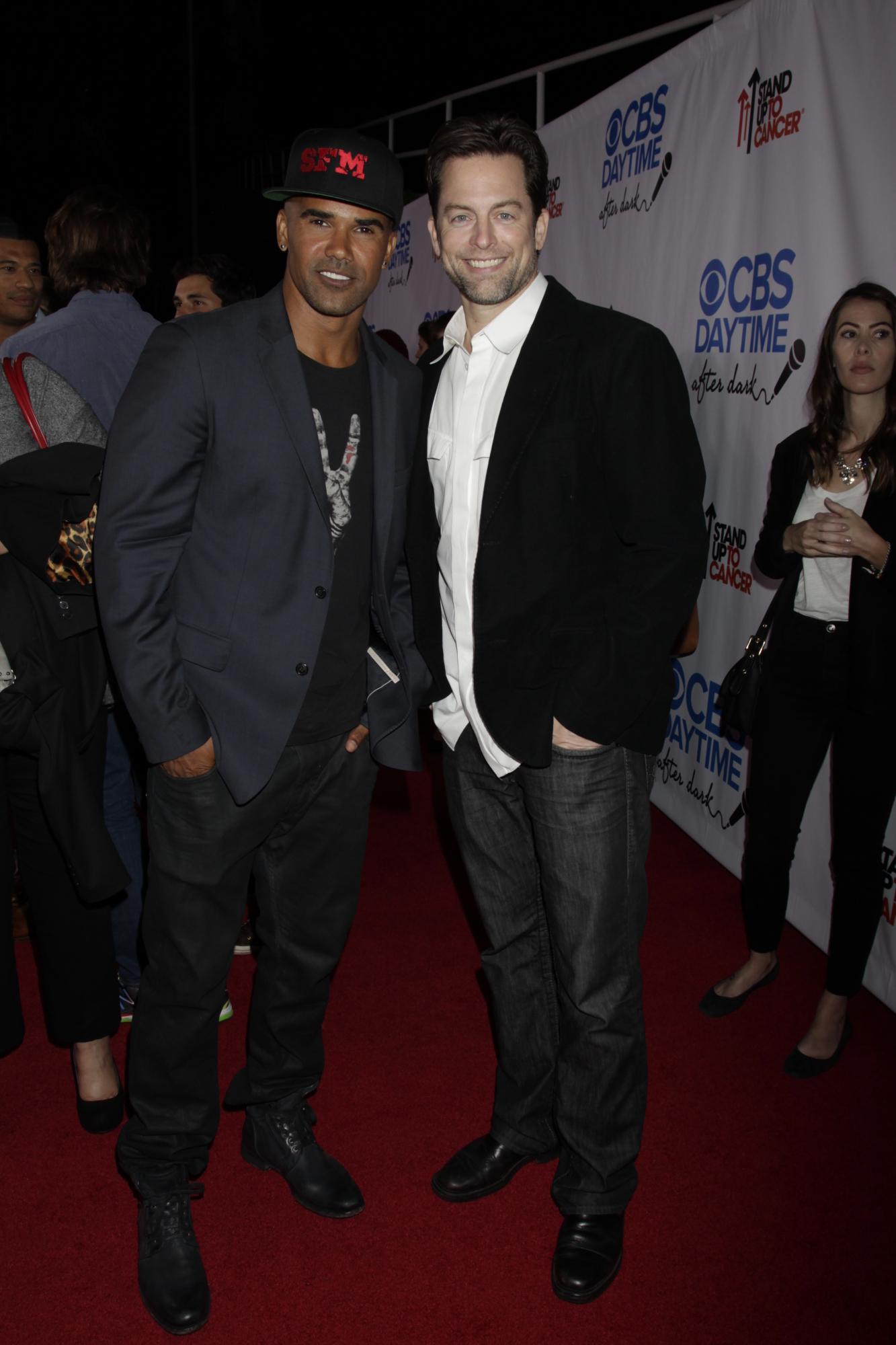 Shemar and Michael